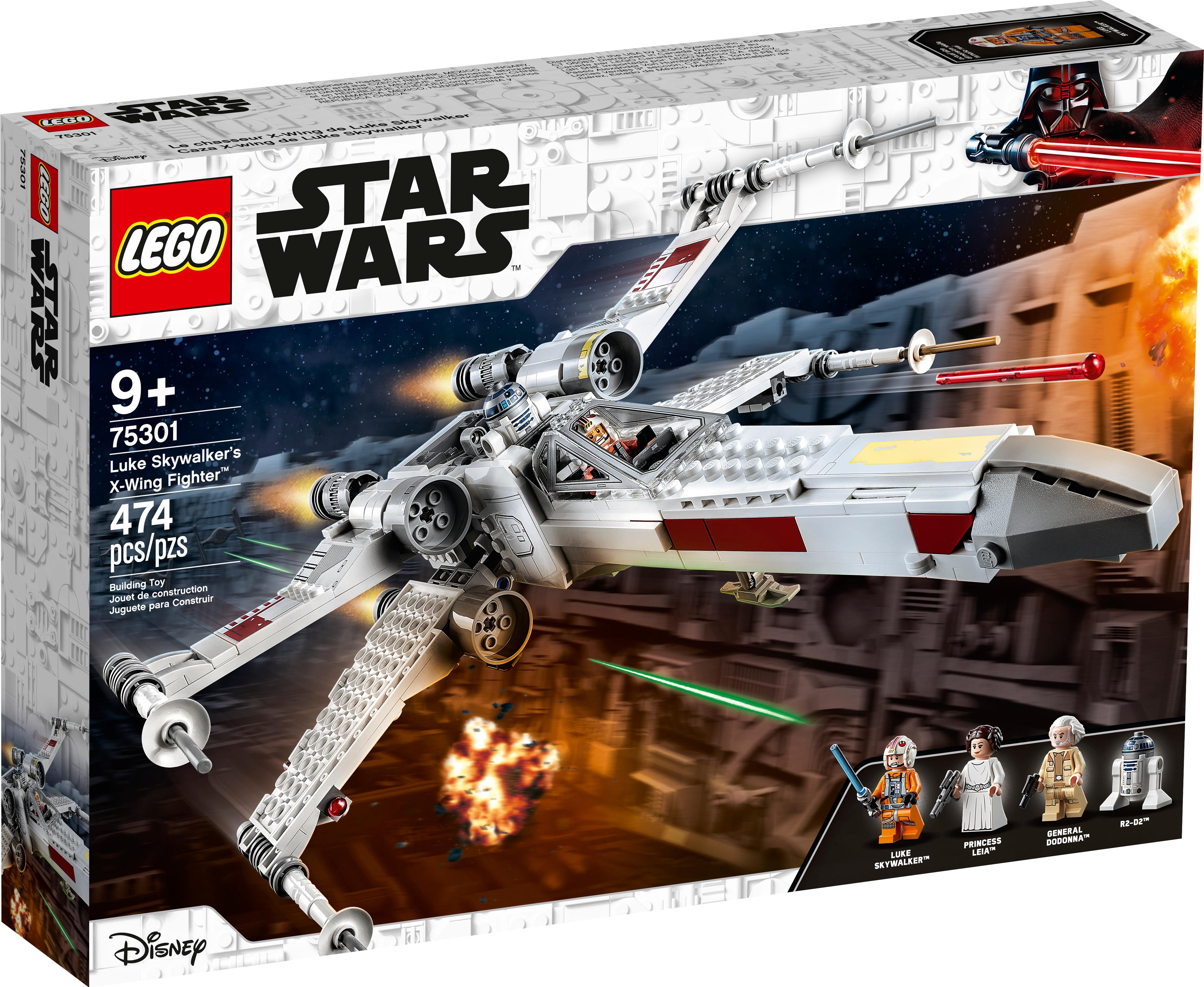 """Luke Skywalker s X-Wing Fighter"""""""