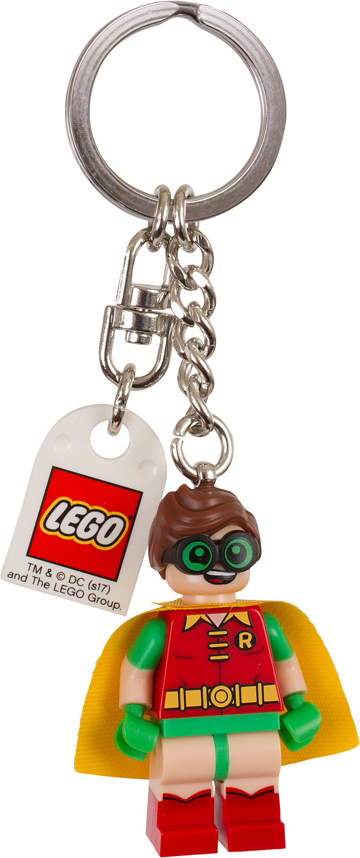 THE LEGO® BATMAN MOVIE Robin™ Keyring
