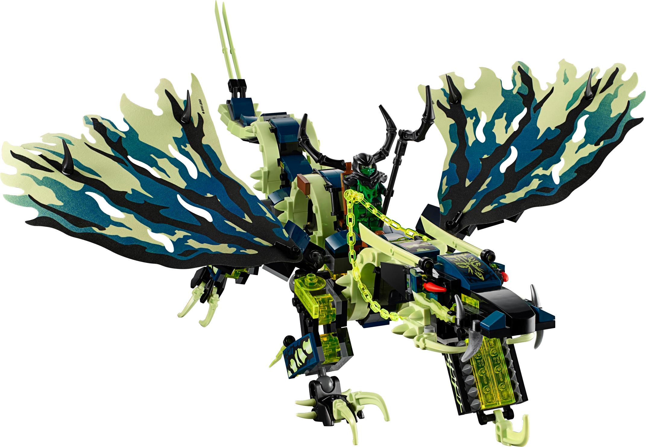 Attack of the Morro Dragon