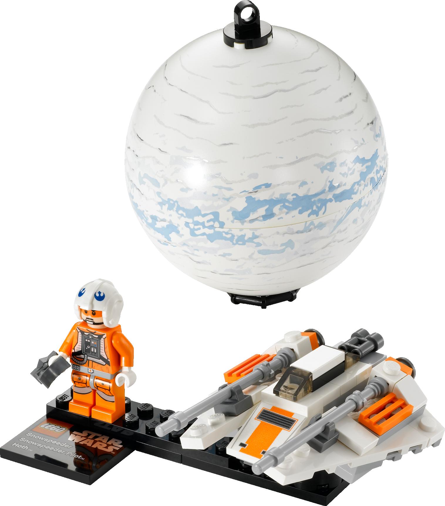 Snowspeeder & Hoth