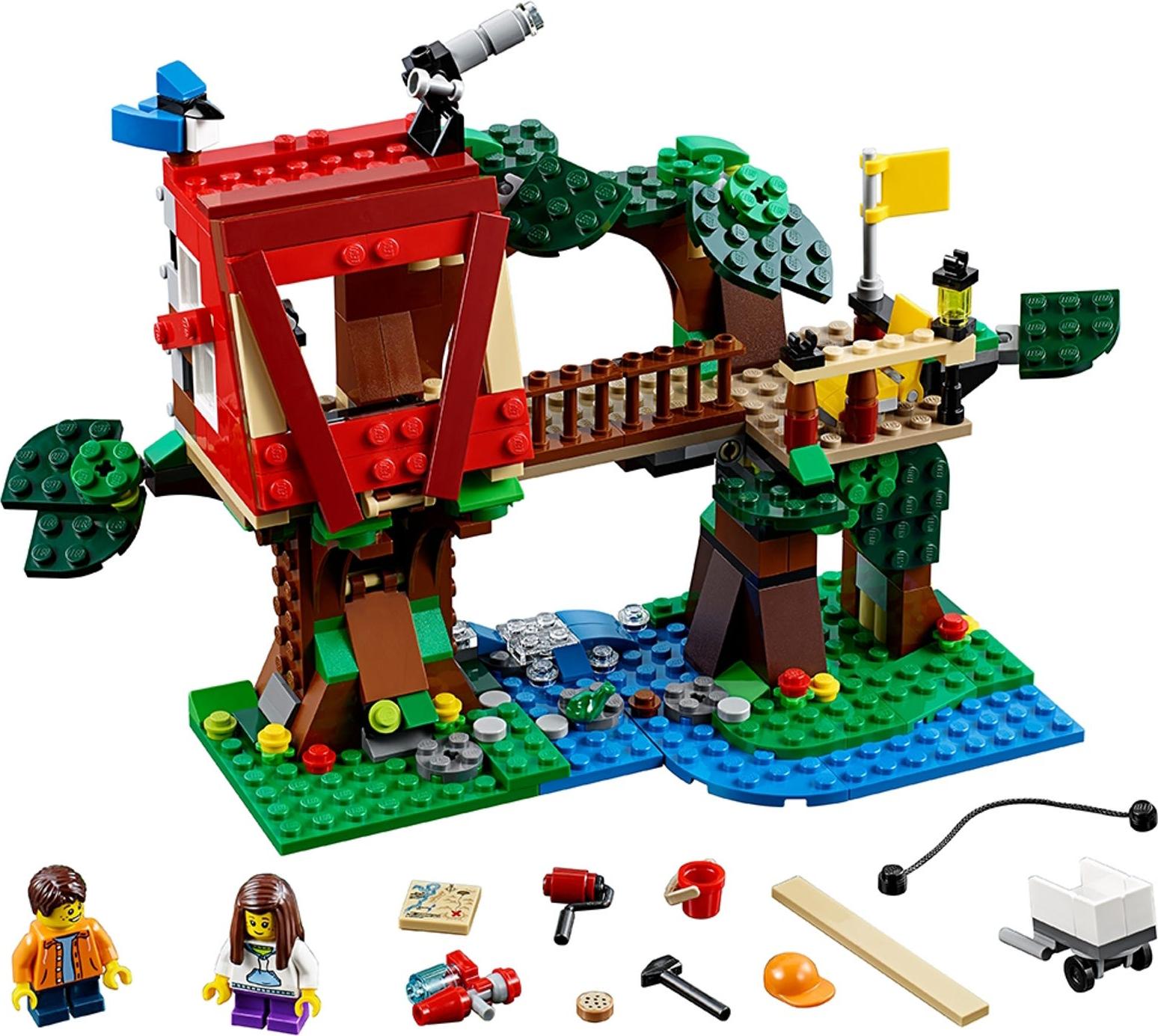 Treehouse Adventures