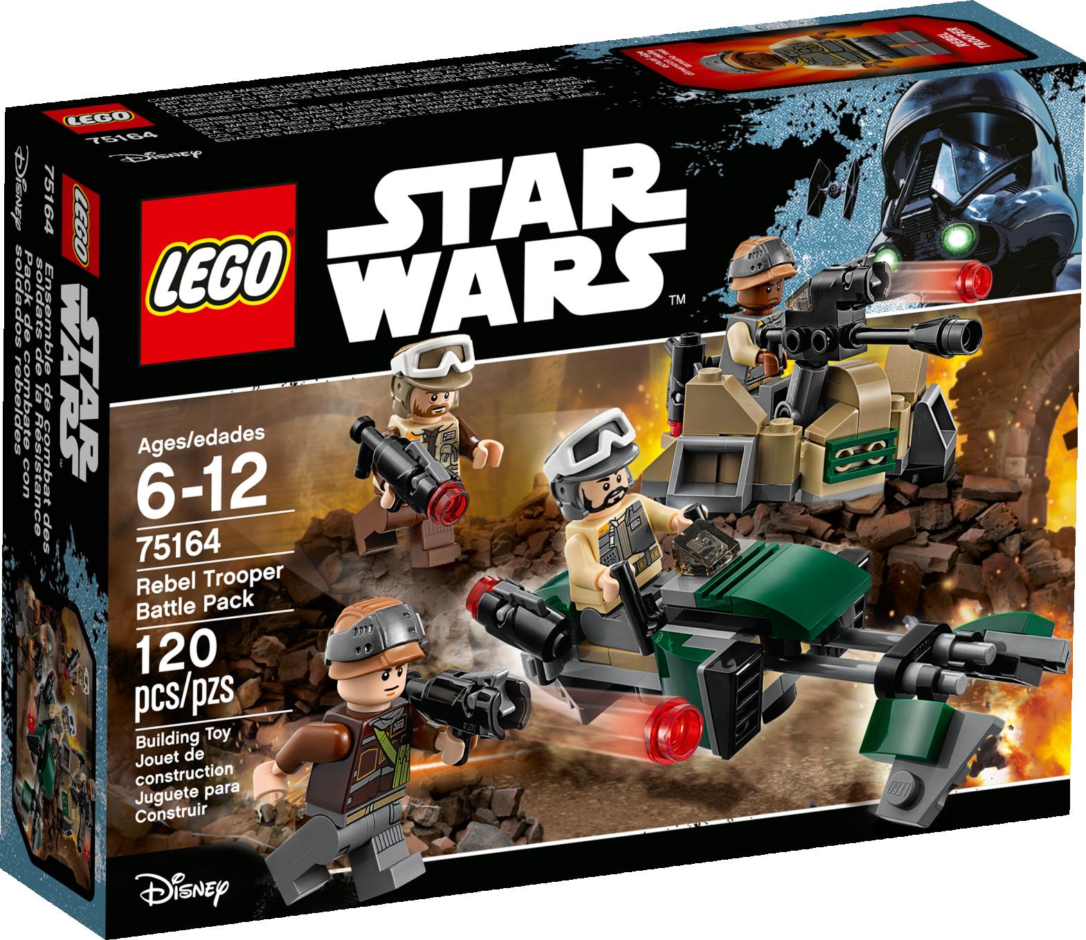 Rebel Trooper Battle Pack