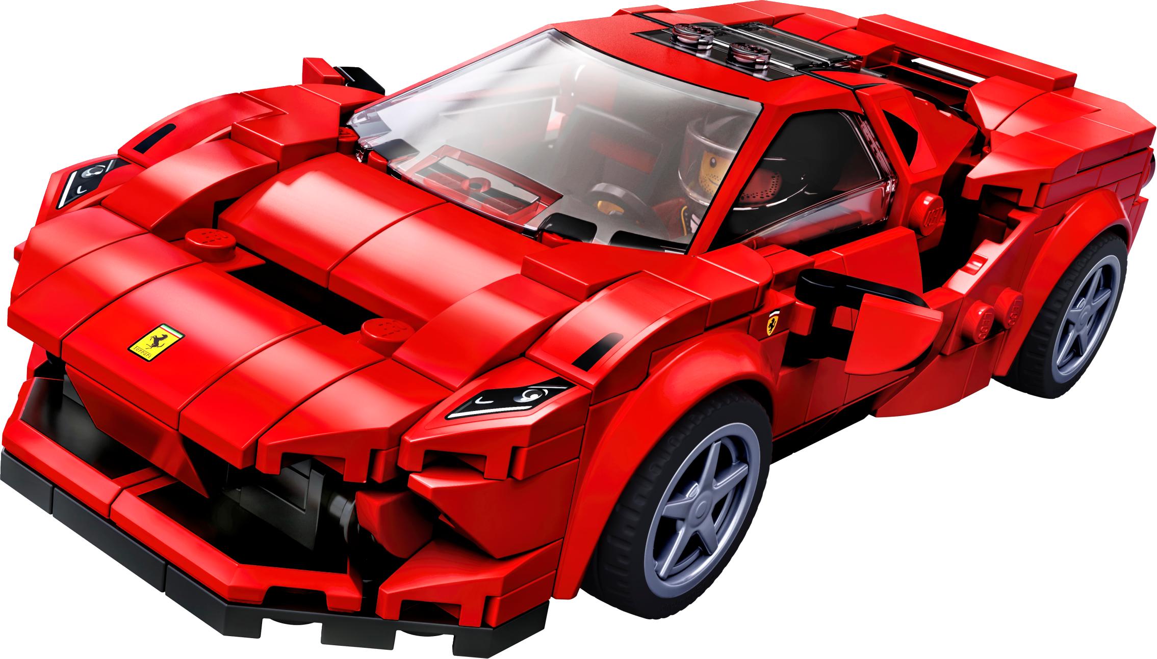 Ferrari F8 Tributo