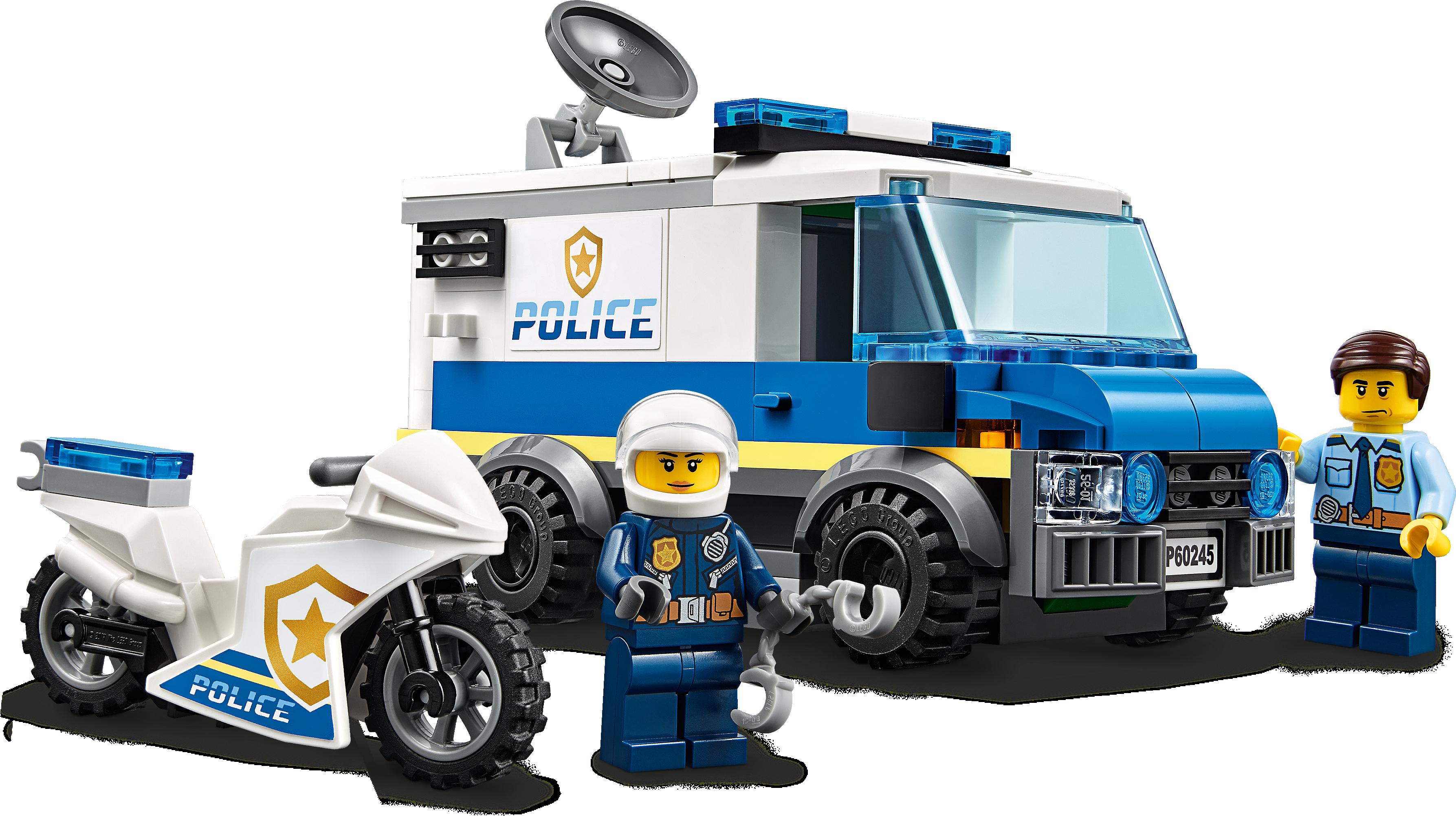 Police Monster Truck Heist