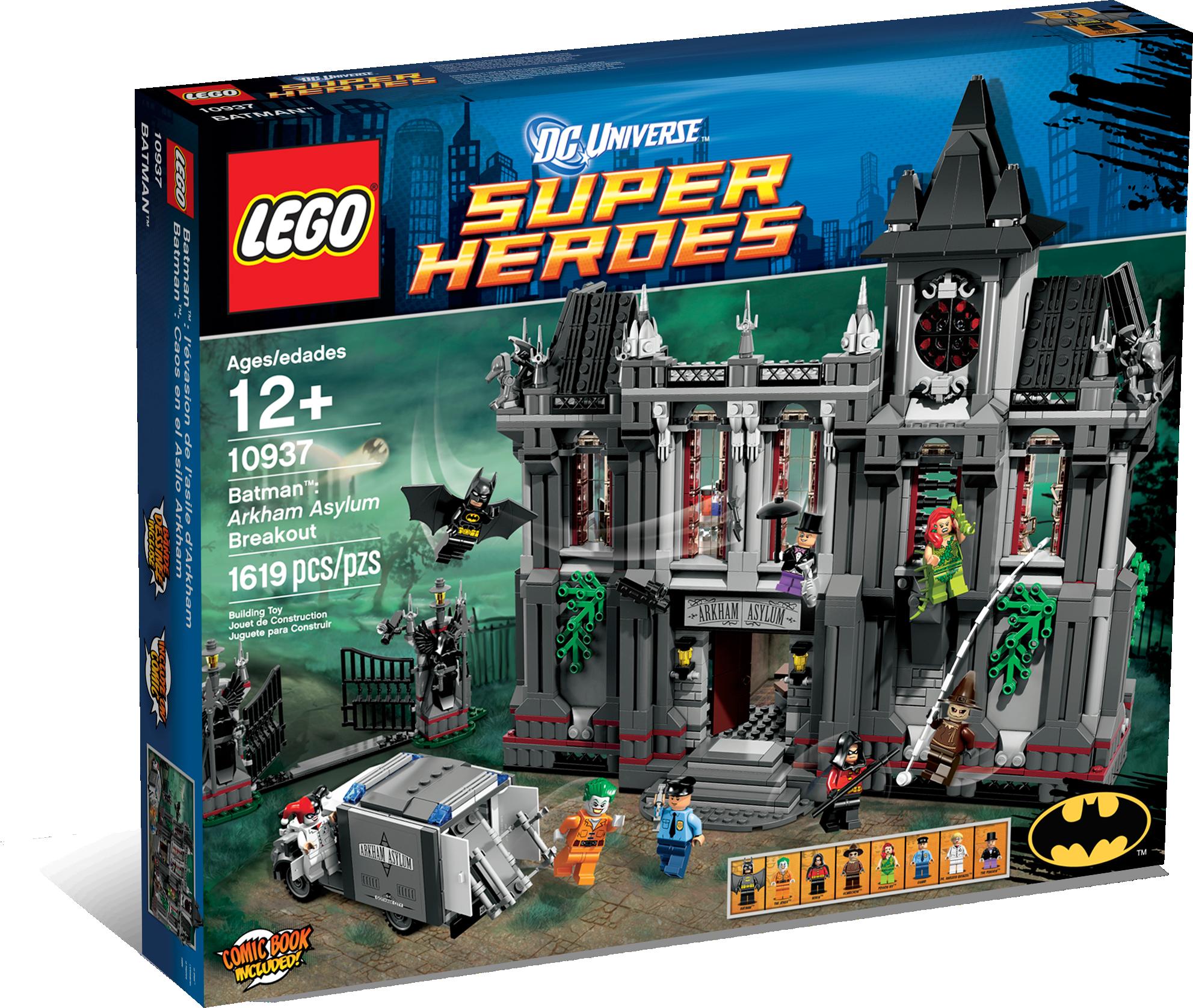Batman™: Arkham Asylum Breakout
