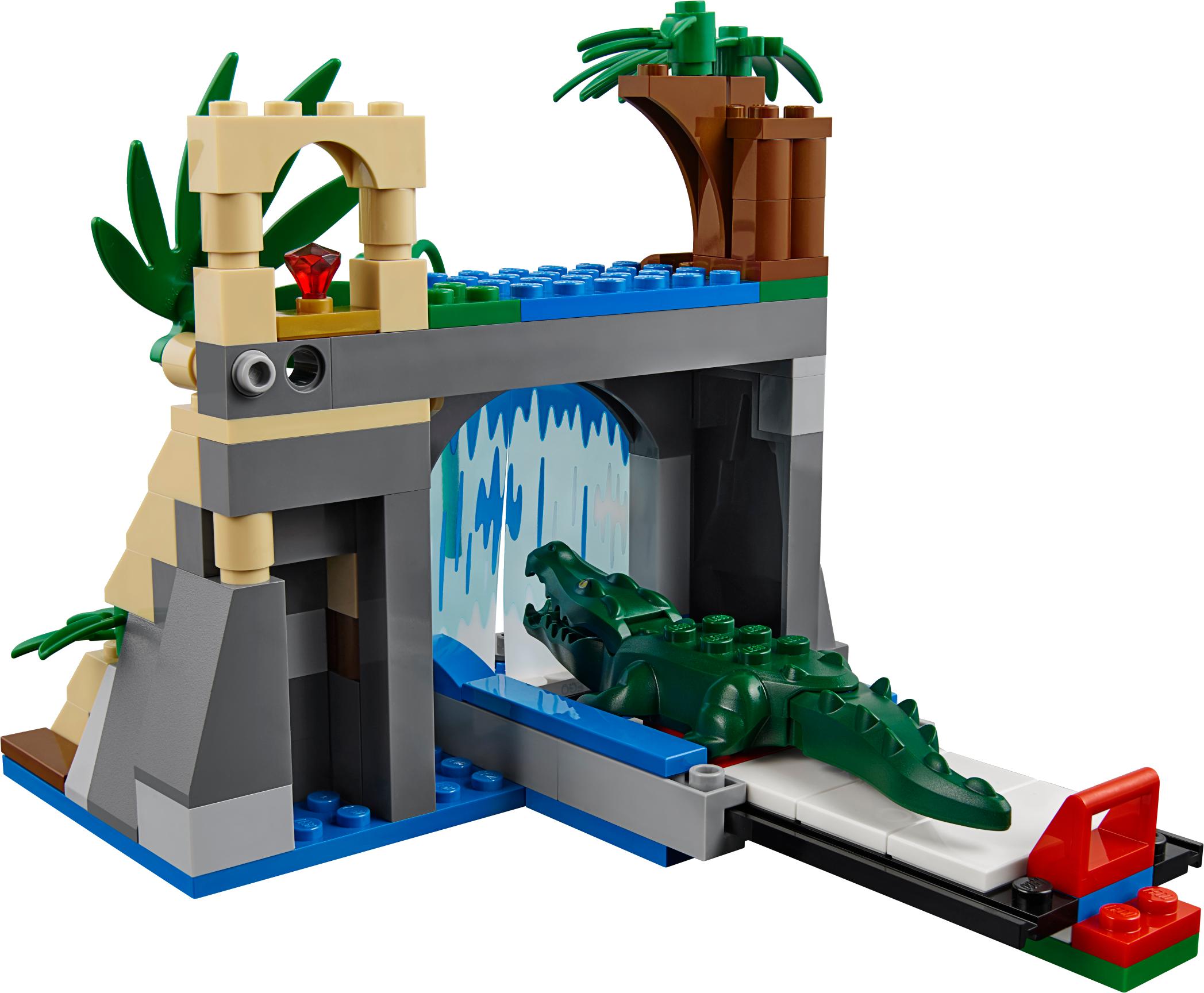 Jungle Mobile Lab