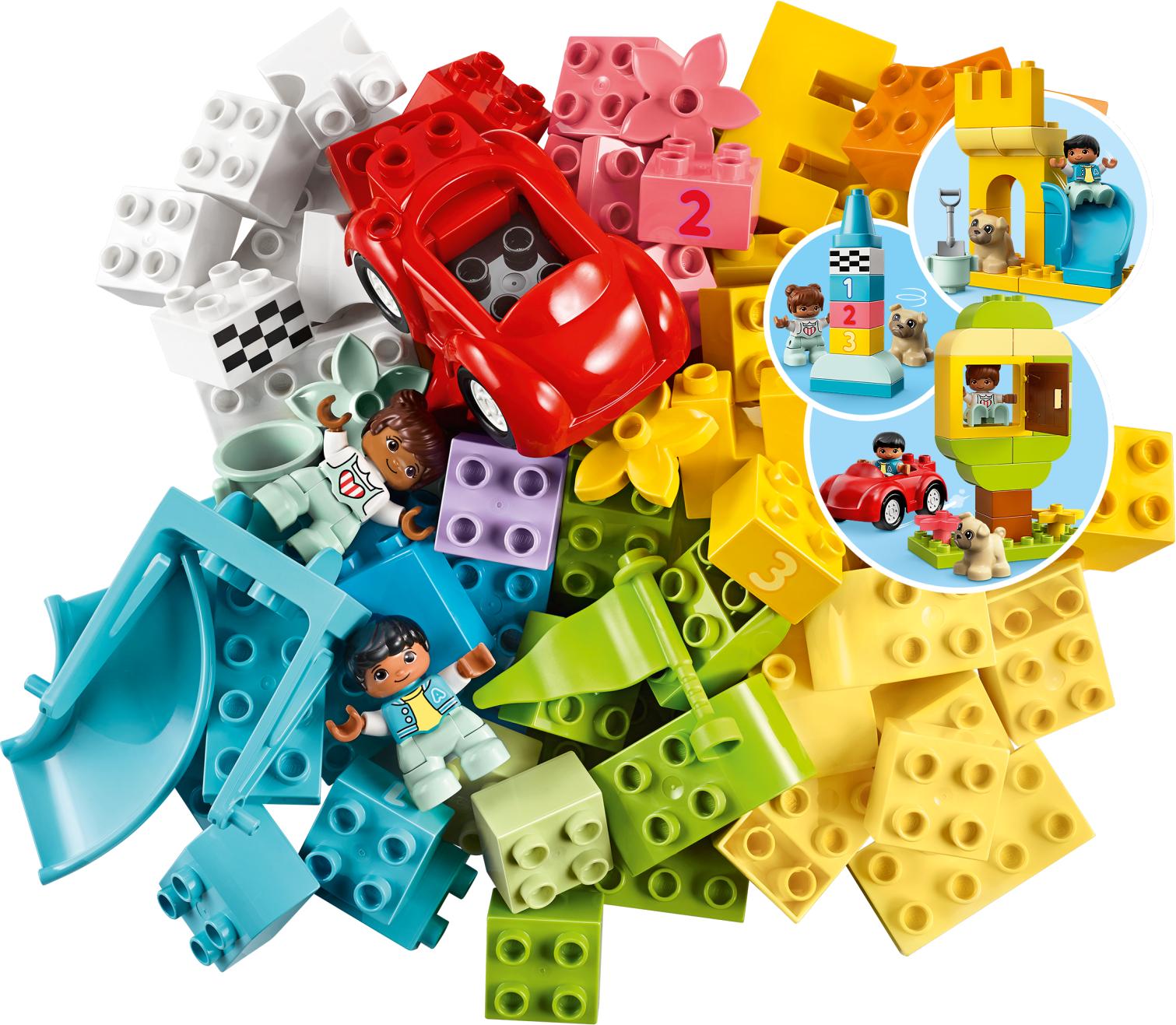 LEGO DUPLO Deluxe Brick Box