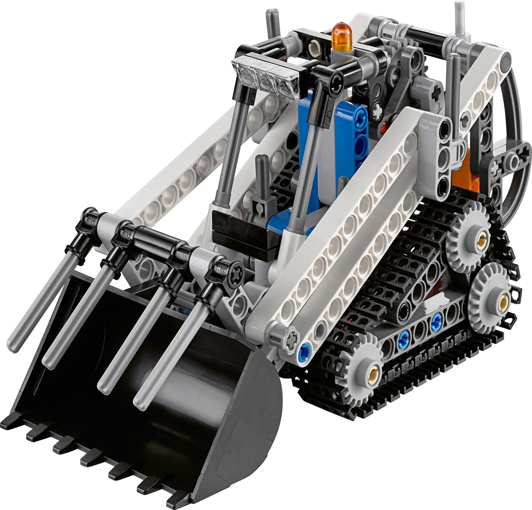 Compact Tracked Loader