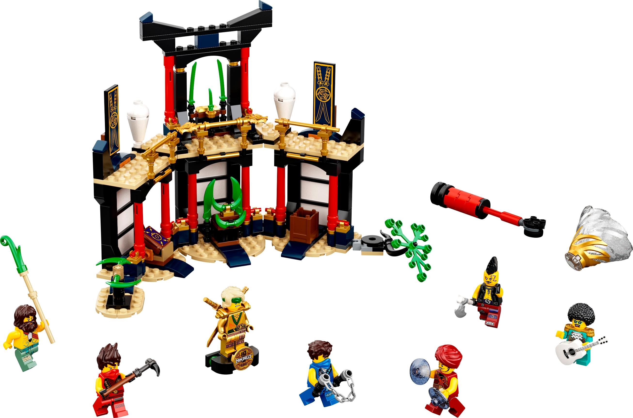 Tournament of Elements