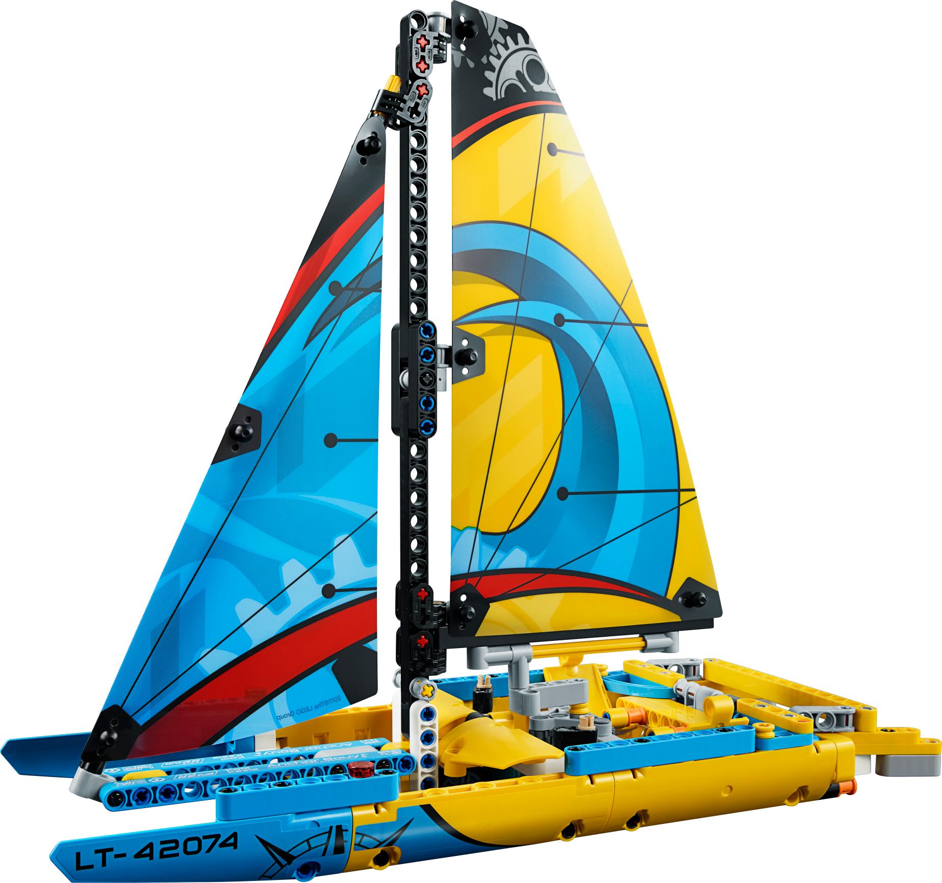 Racing Yacht