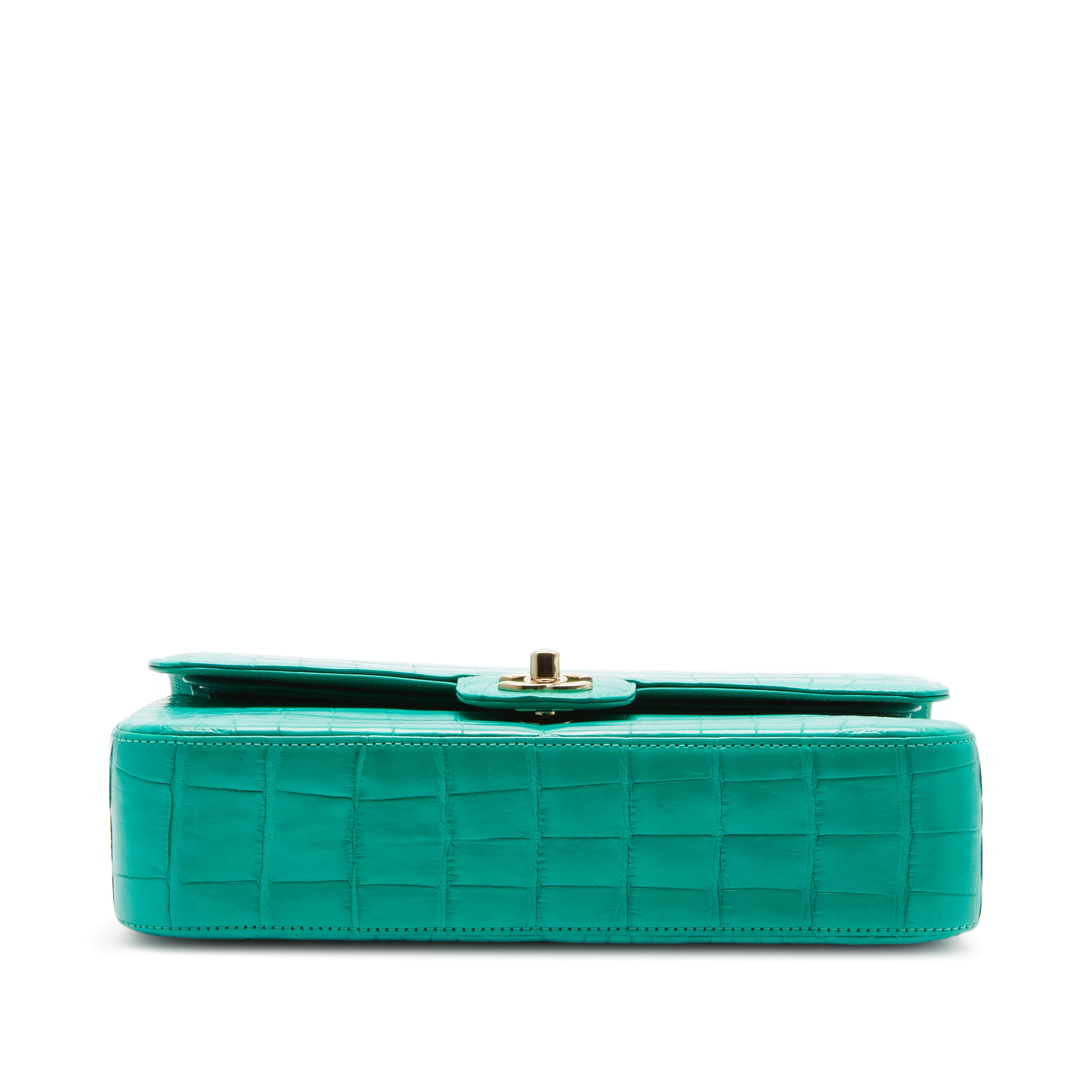 green-alligator-classic-double-flap-255-bag-pale-goldtone-hardwear-2361