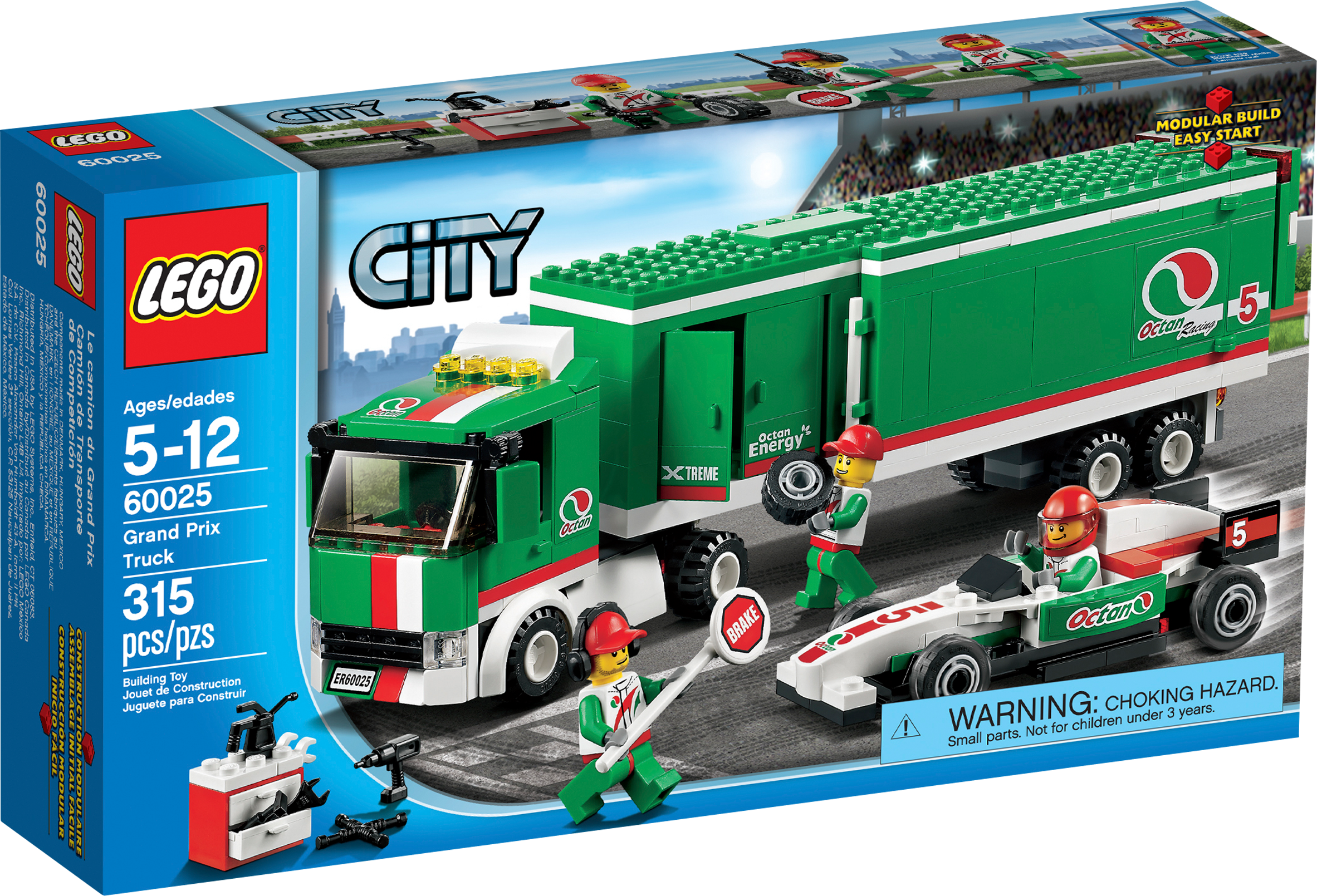 Grand Prix Truck