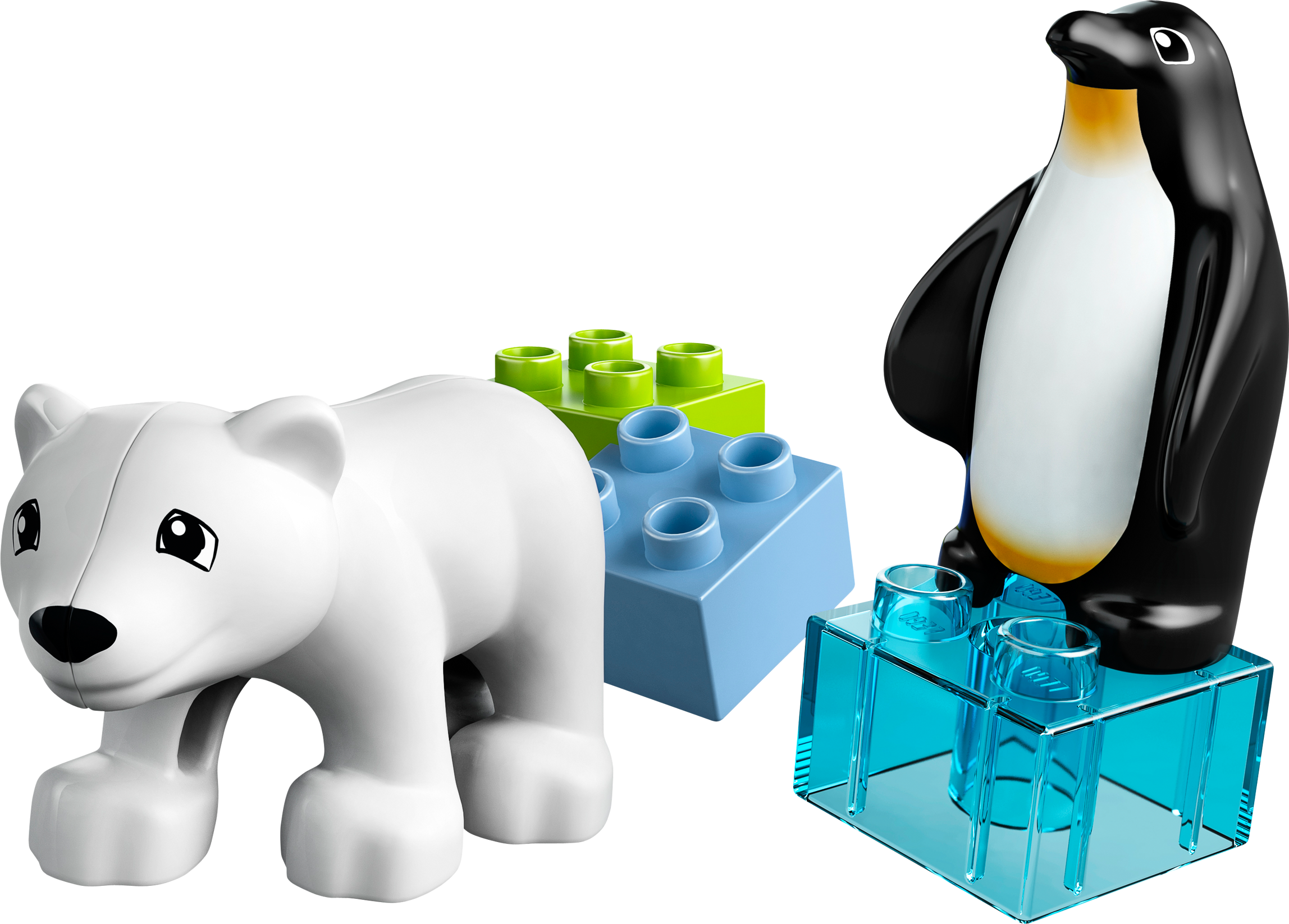 Lego Duplo Zoo Friends