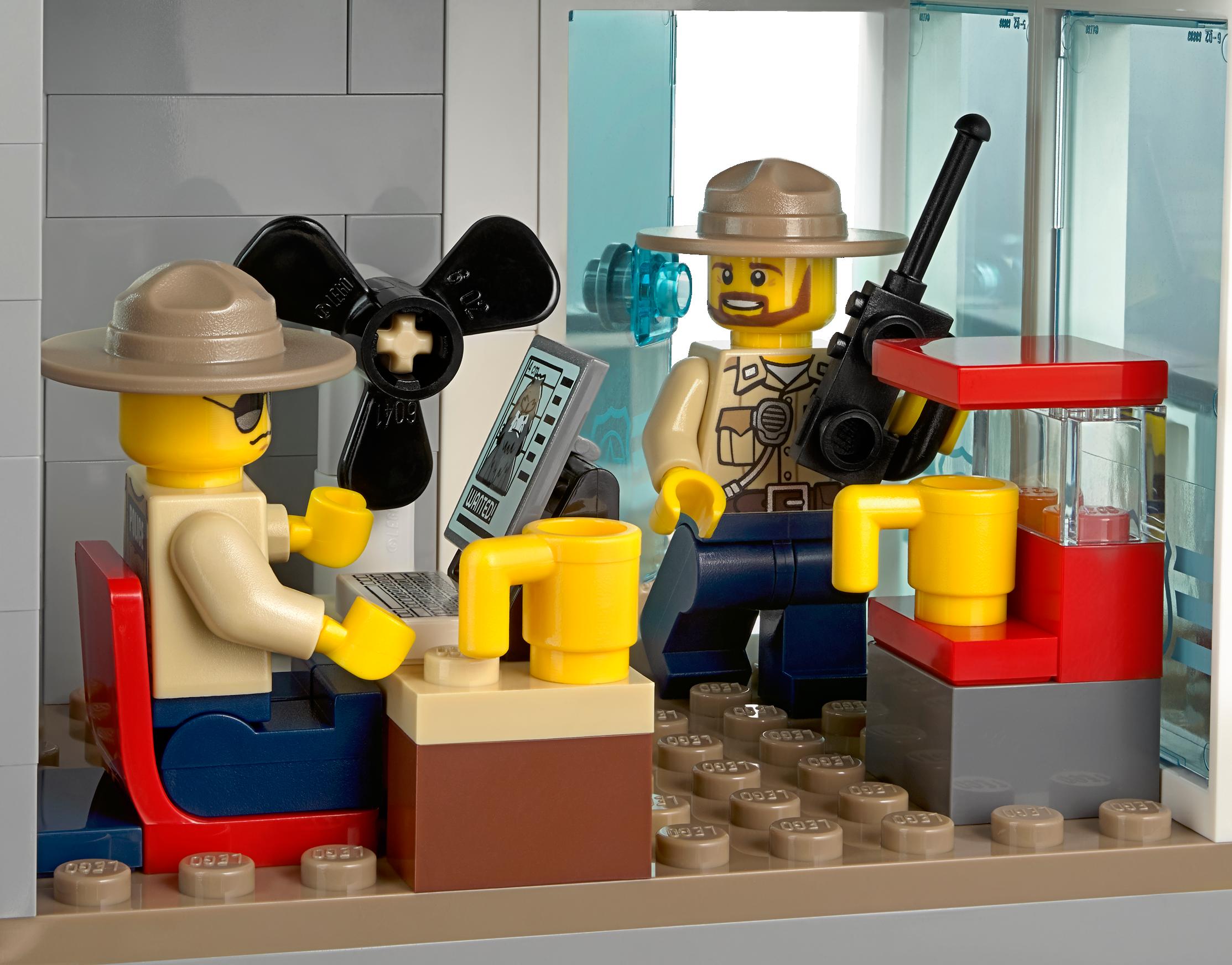 Swamp Police Station