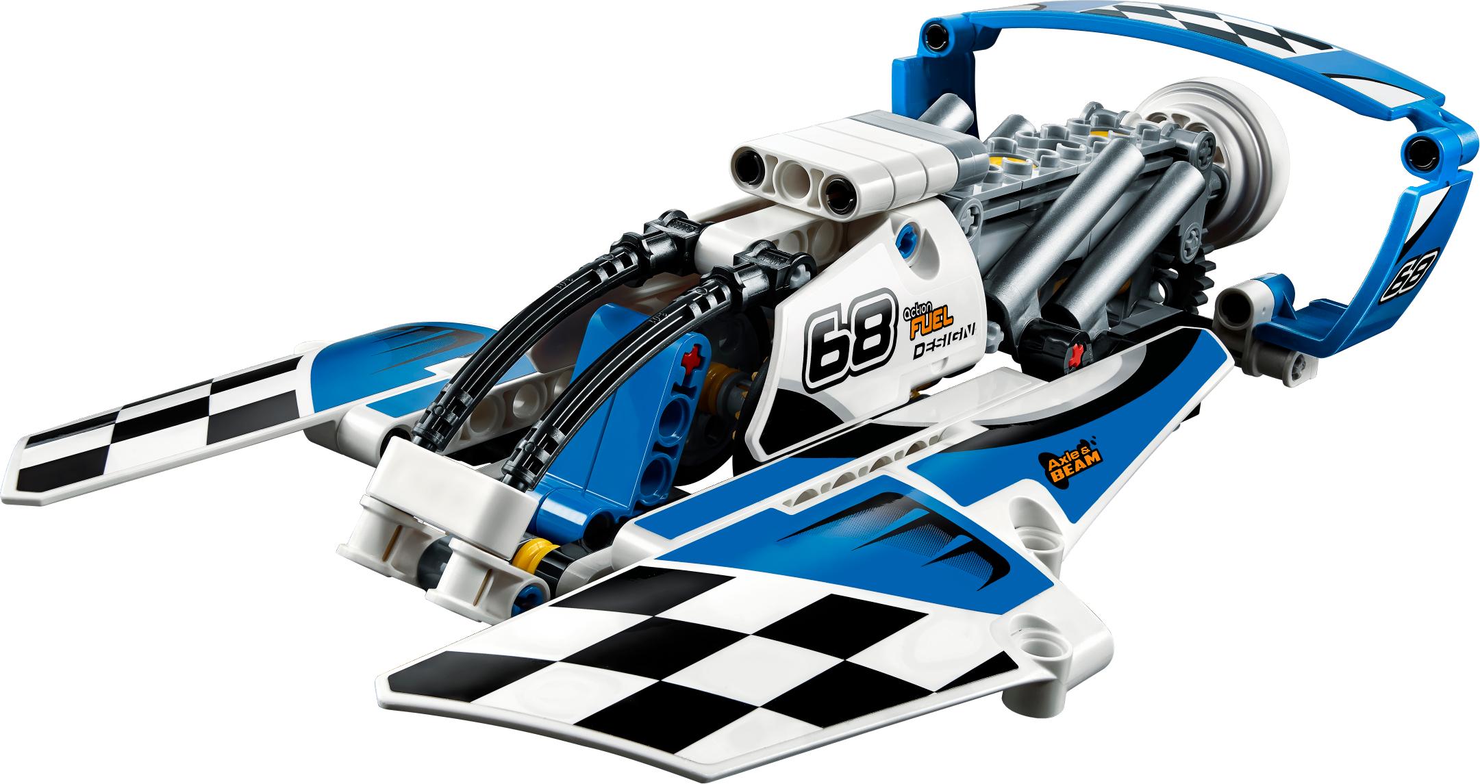 Hydroplane Racer