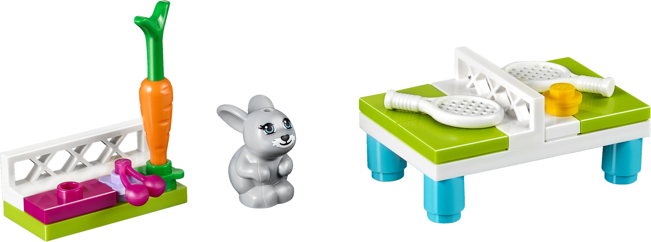 LEGO® Friends Build My Heartlake City Accessory Set