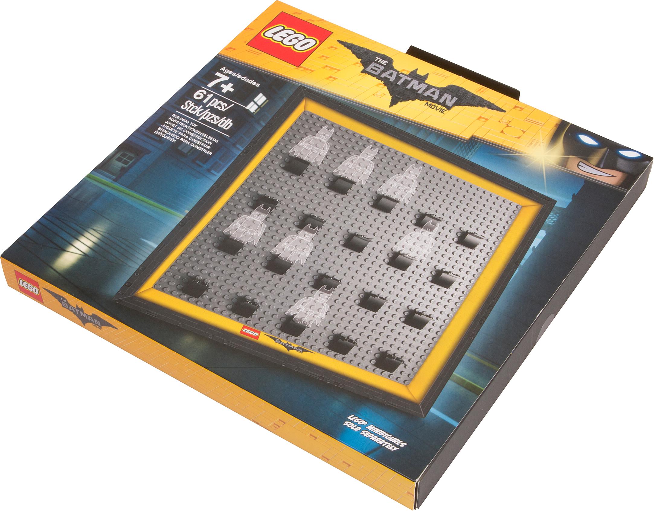 Batman Minifigure Collector Frame