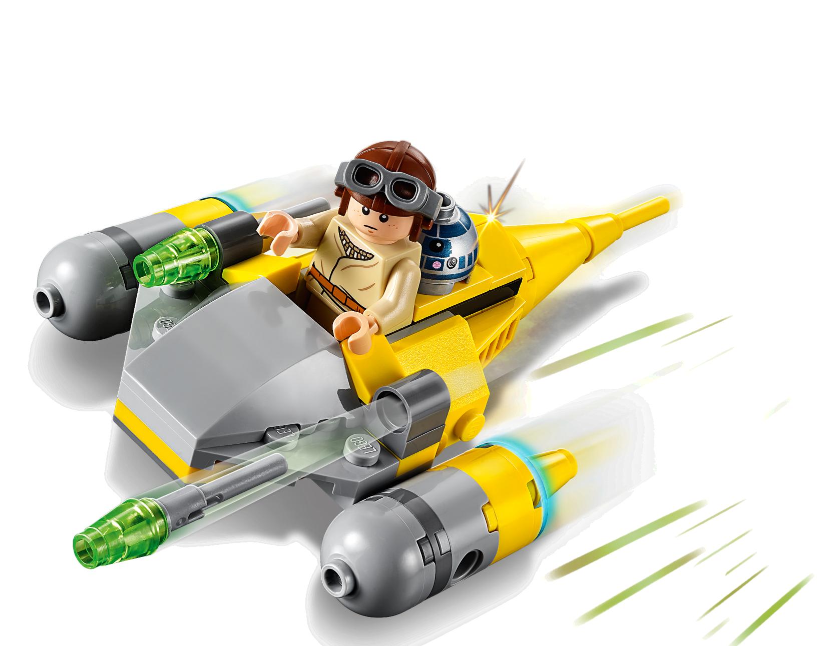 Naboo Starfighter™ Microfighter