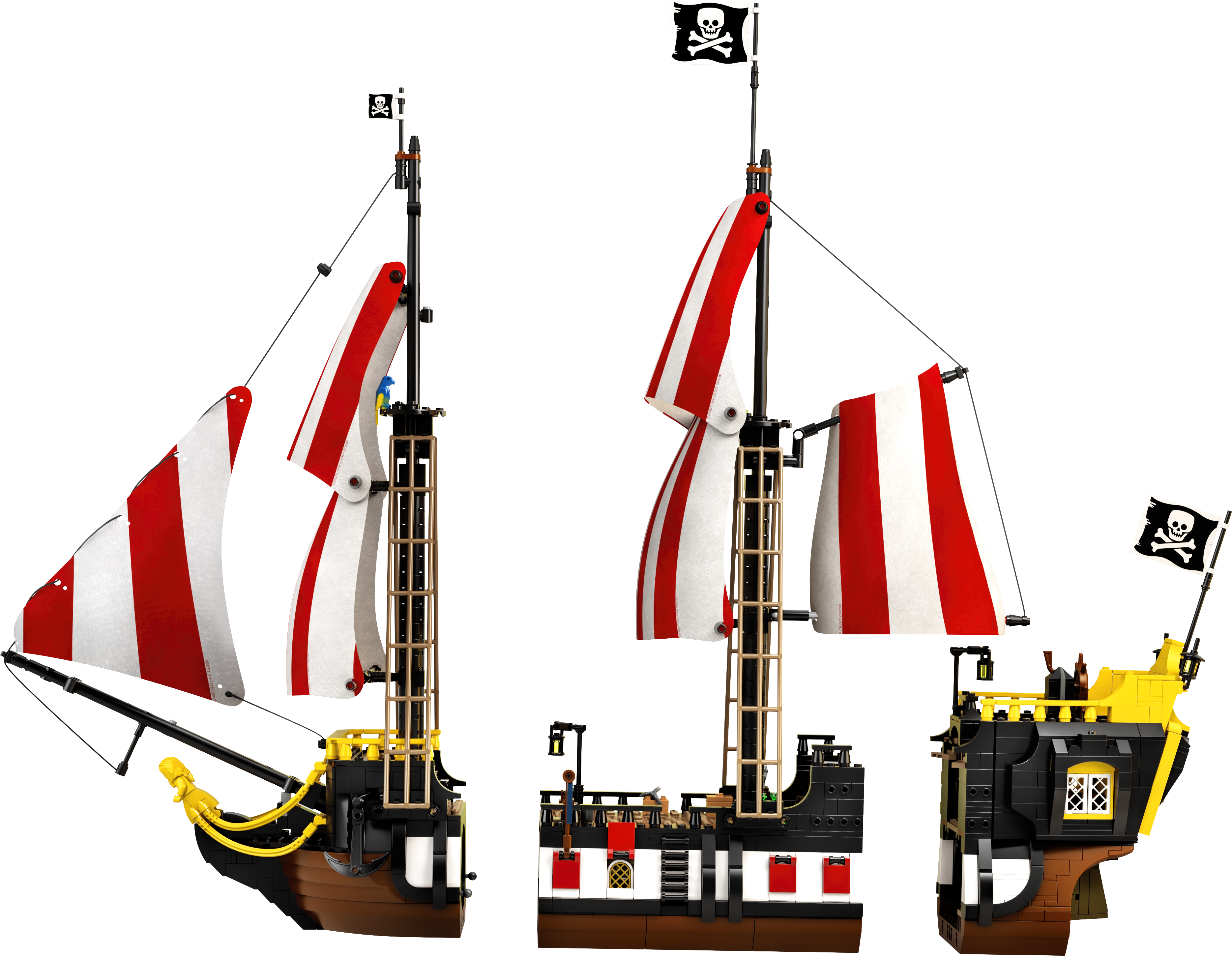 Lego Ideas Priates of Barracuda Bay