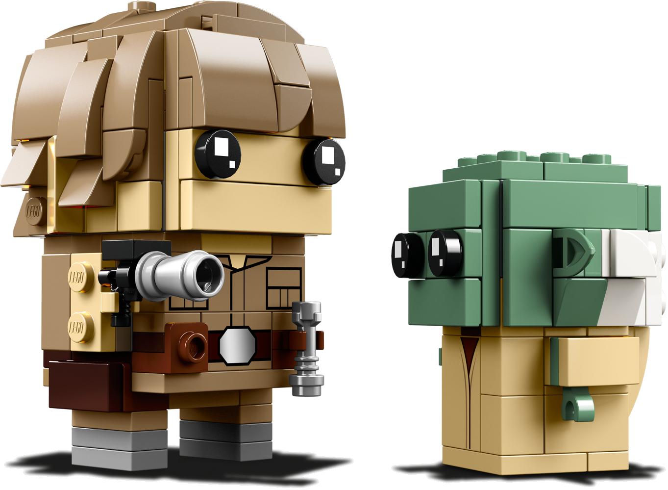 Luke Skywalker™ & Yoda™