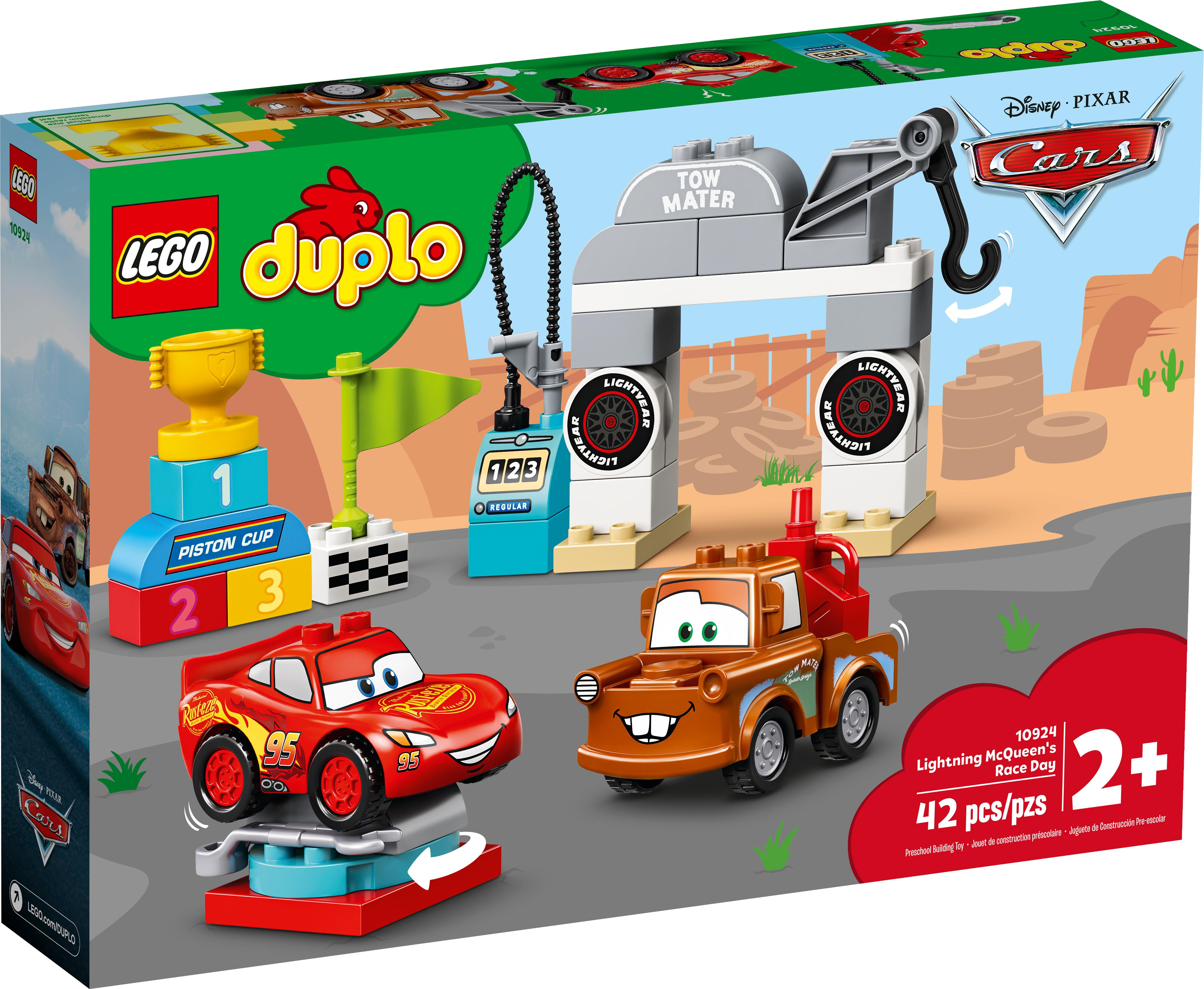 LEGO DUPLO Lightning McQueen