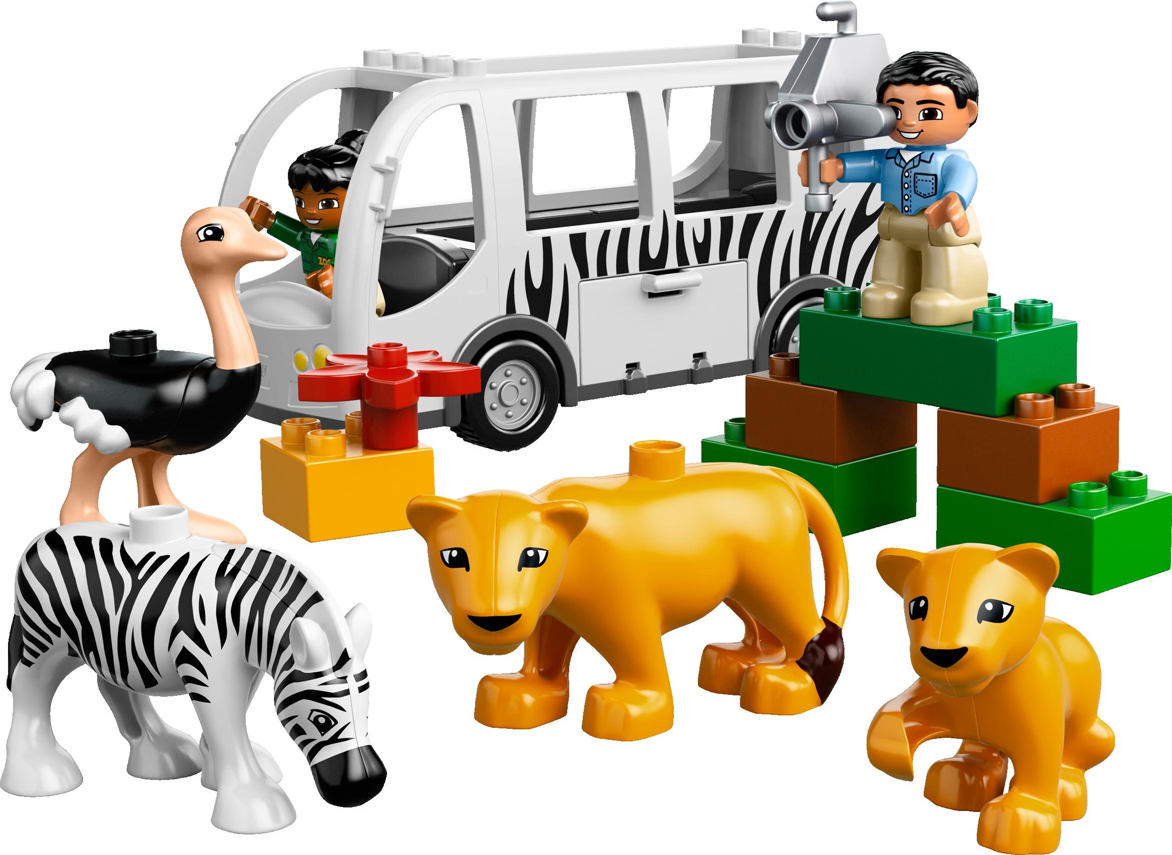 Zoo Bus