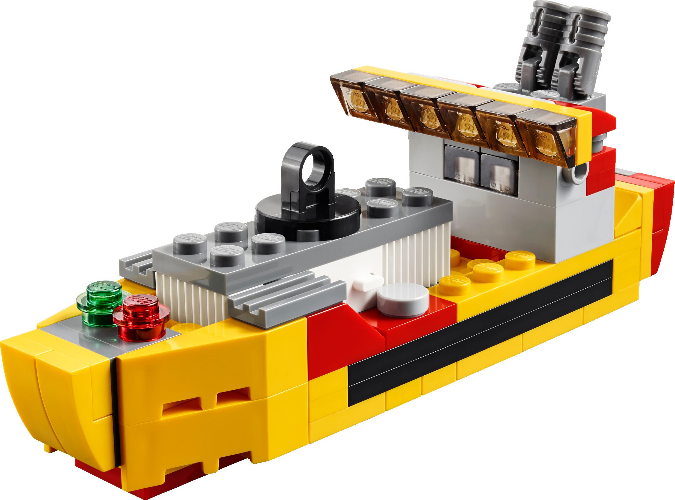 Cargo Heli
