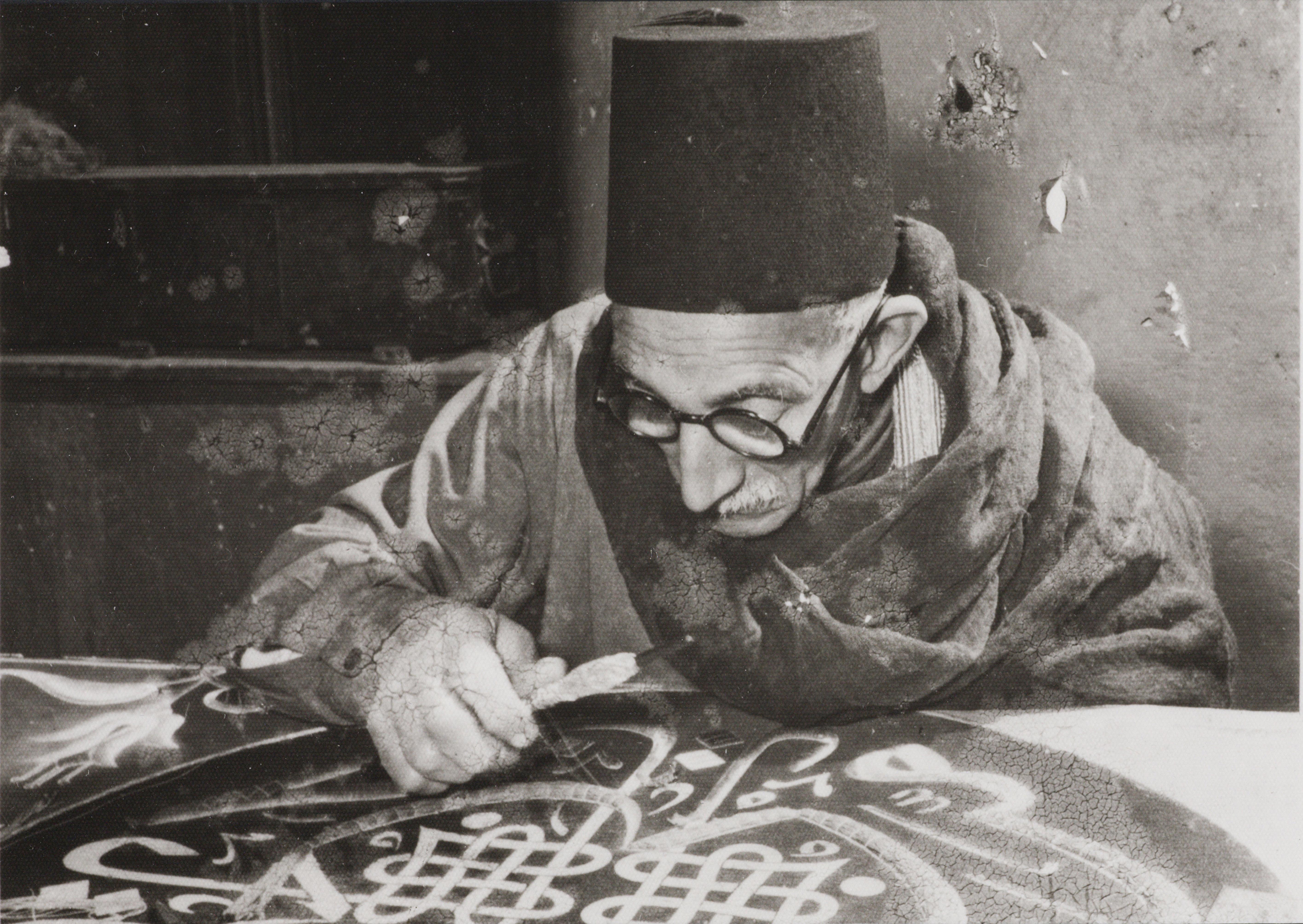 Veteran Craftsman from Dar al-Kiswah