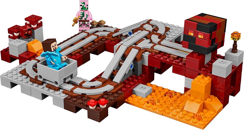 The Nether Railway