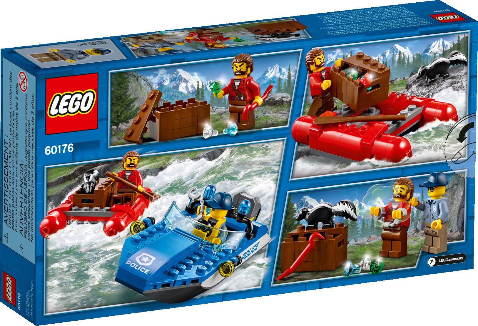 Wild River Escape