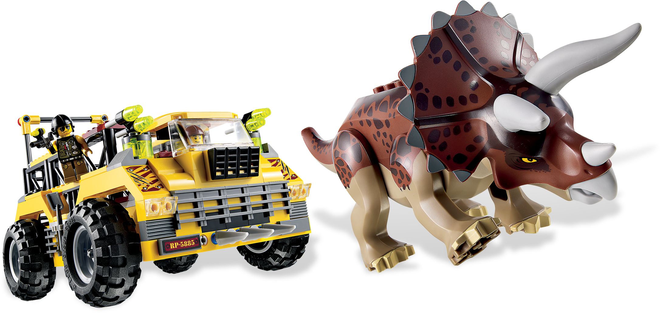 Triceratops Trapper