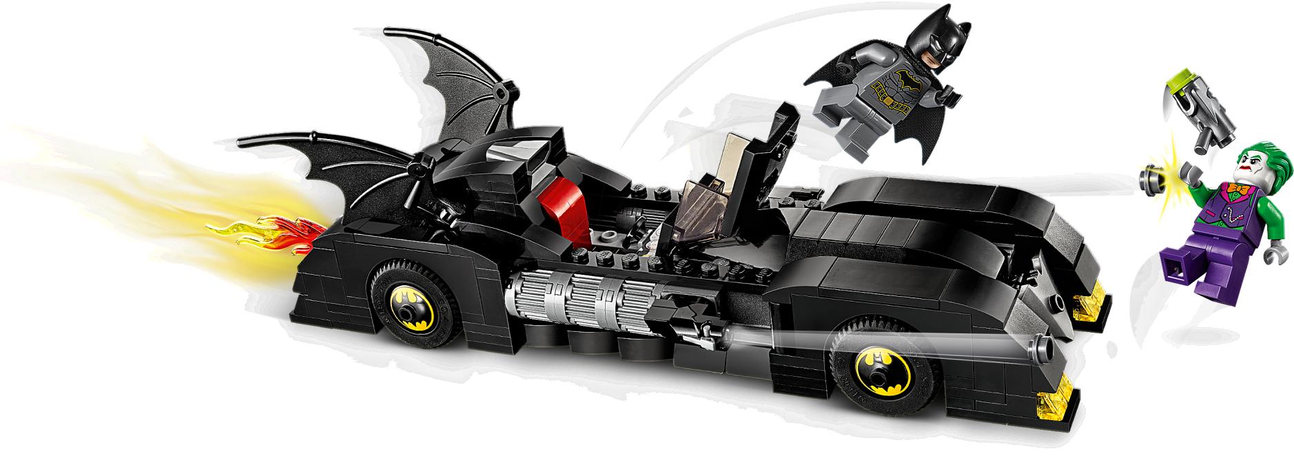 "Batmobile"": Pursuit of The Joker"""