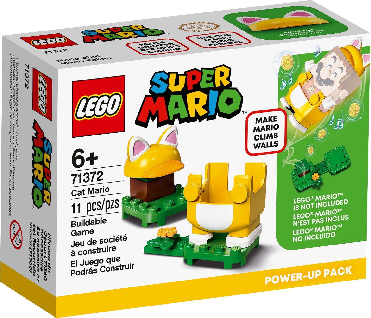 Lego Super Mario - Cat Mario Power-Up Pack