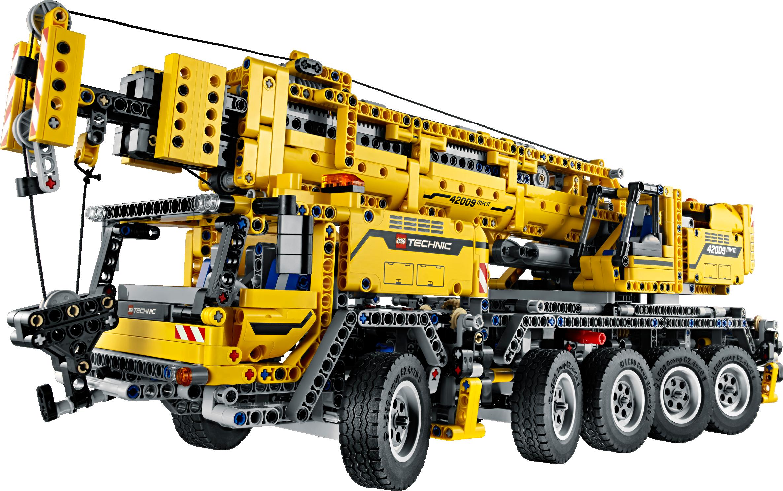 Mobile Crane MK II