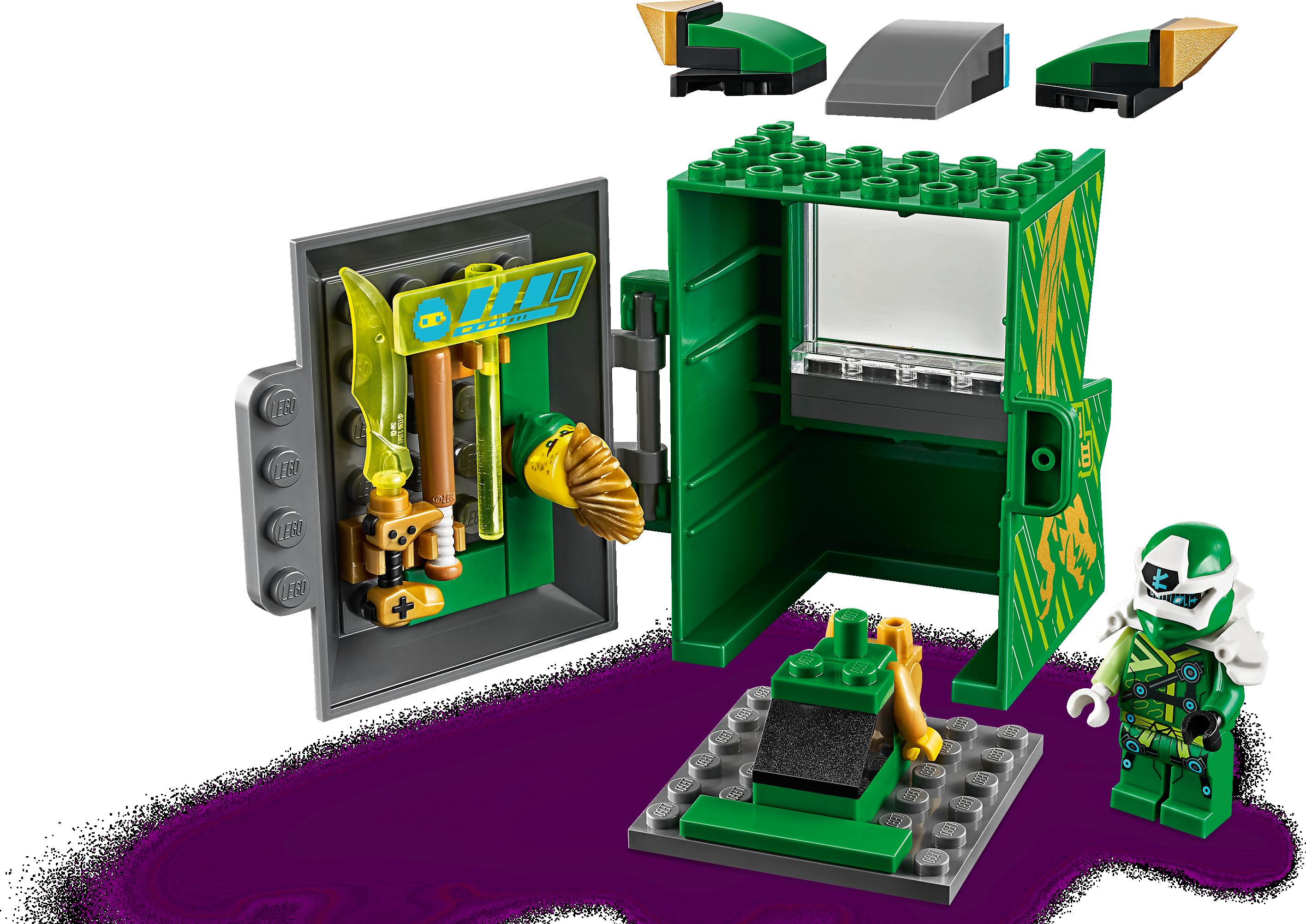 Lloyd Avatar - Arcade Pod