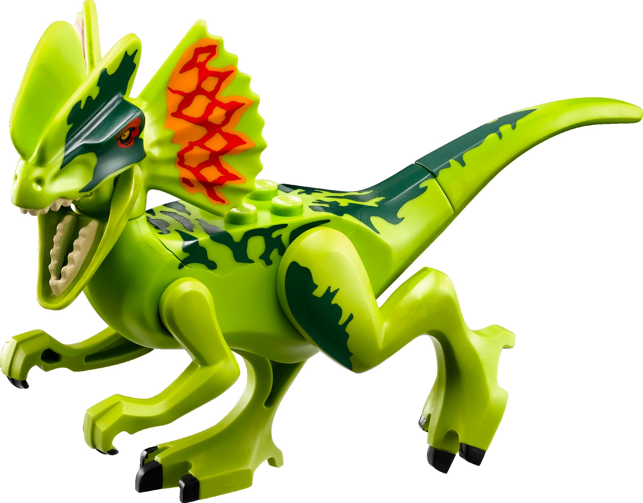 Dilophosaurus Ambush