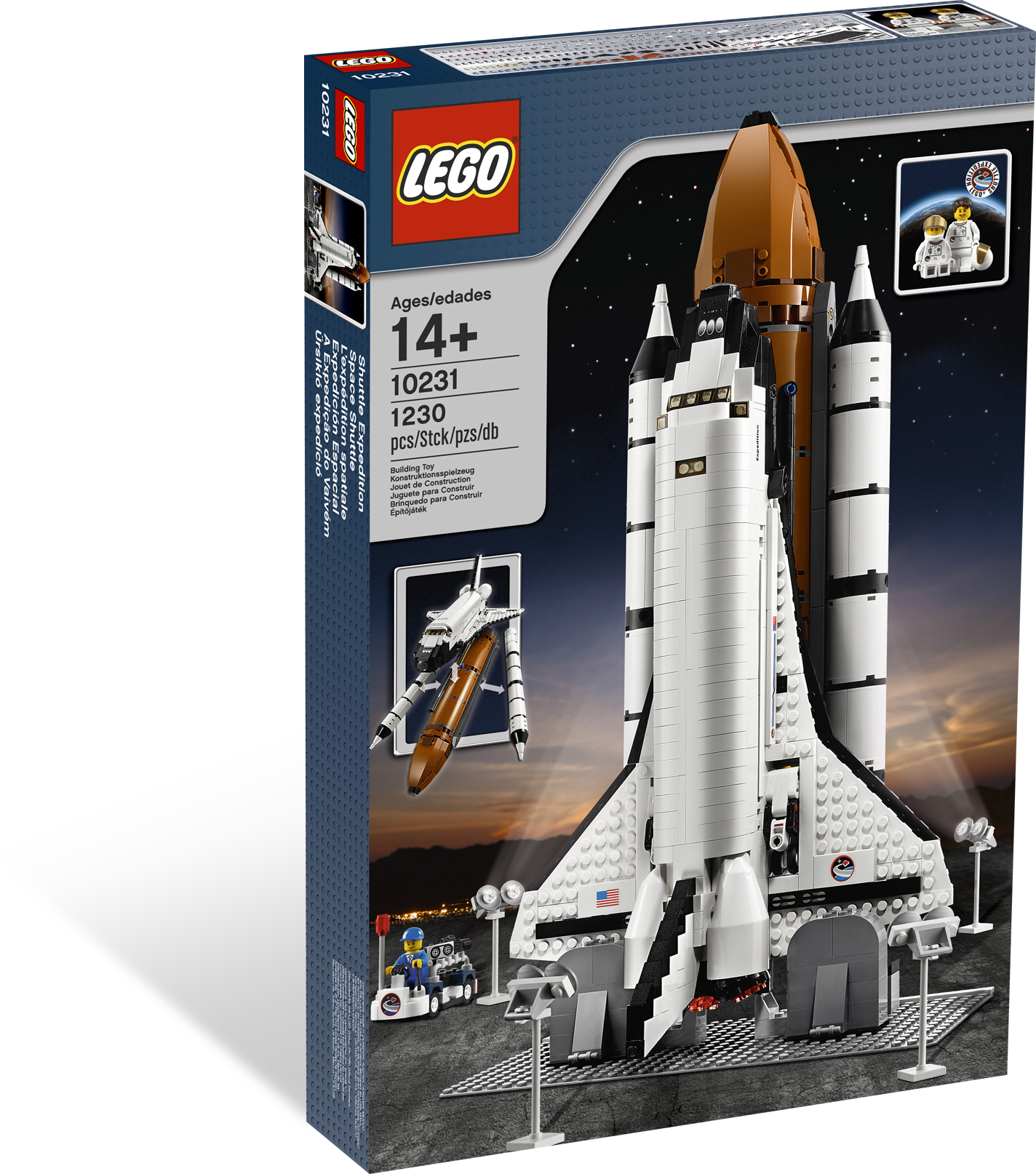 Shuttle Expedition
