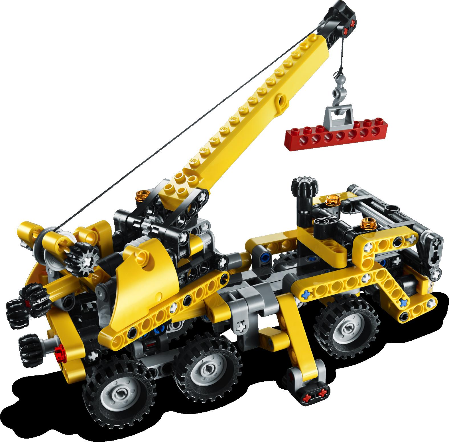 Mini Mobile Crane