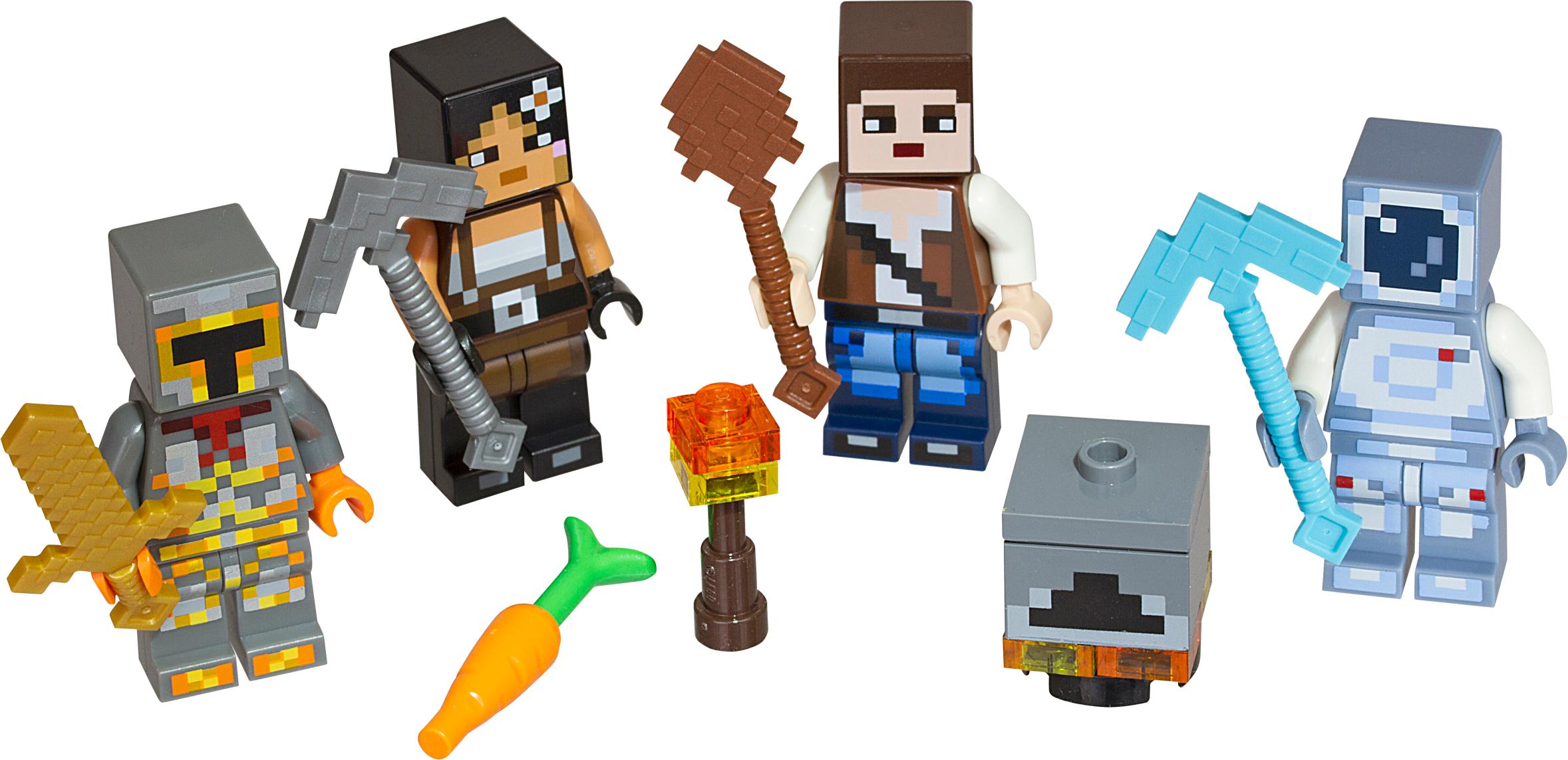 LEGO® Minecraft™ Skin Pack 2
