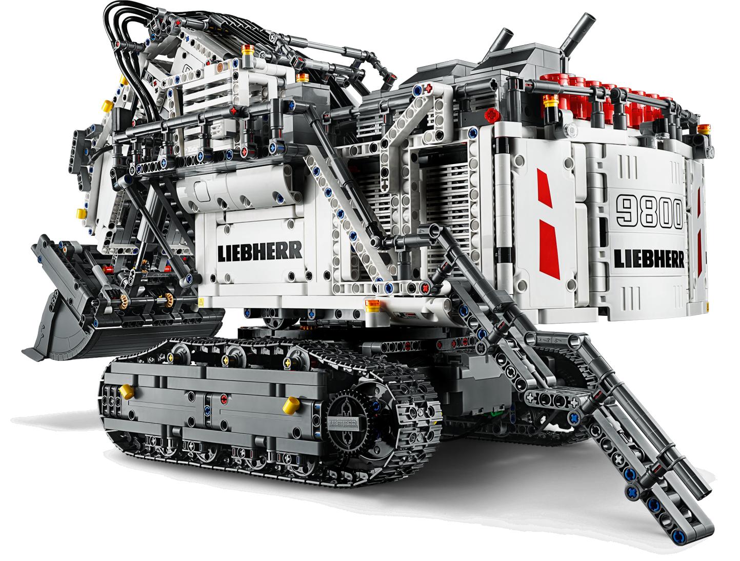 Liebherr R 9800 Excavator