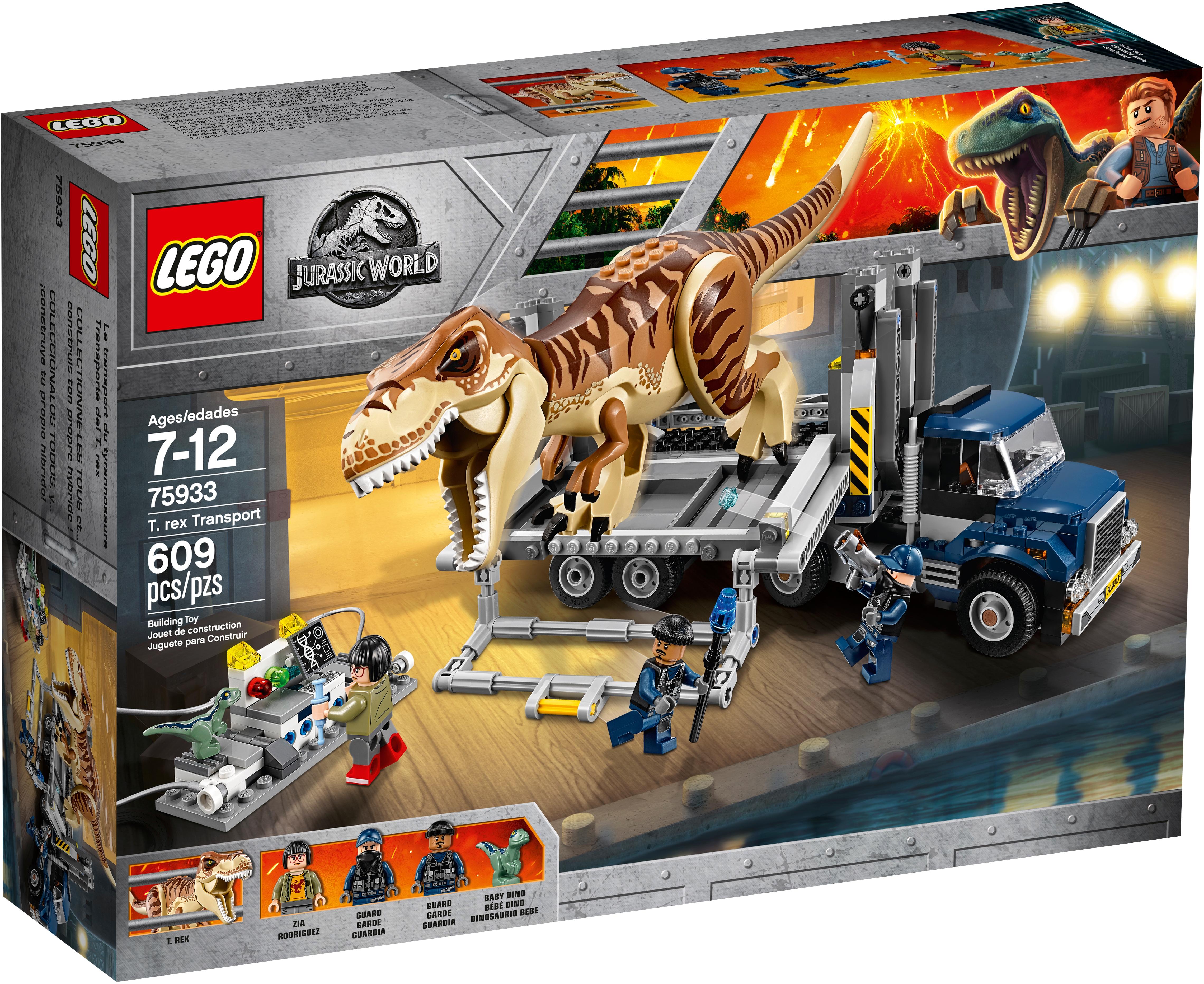 T. rex Transport