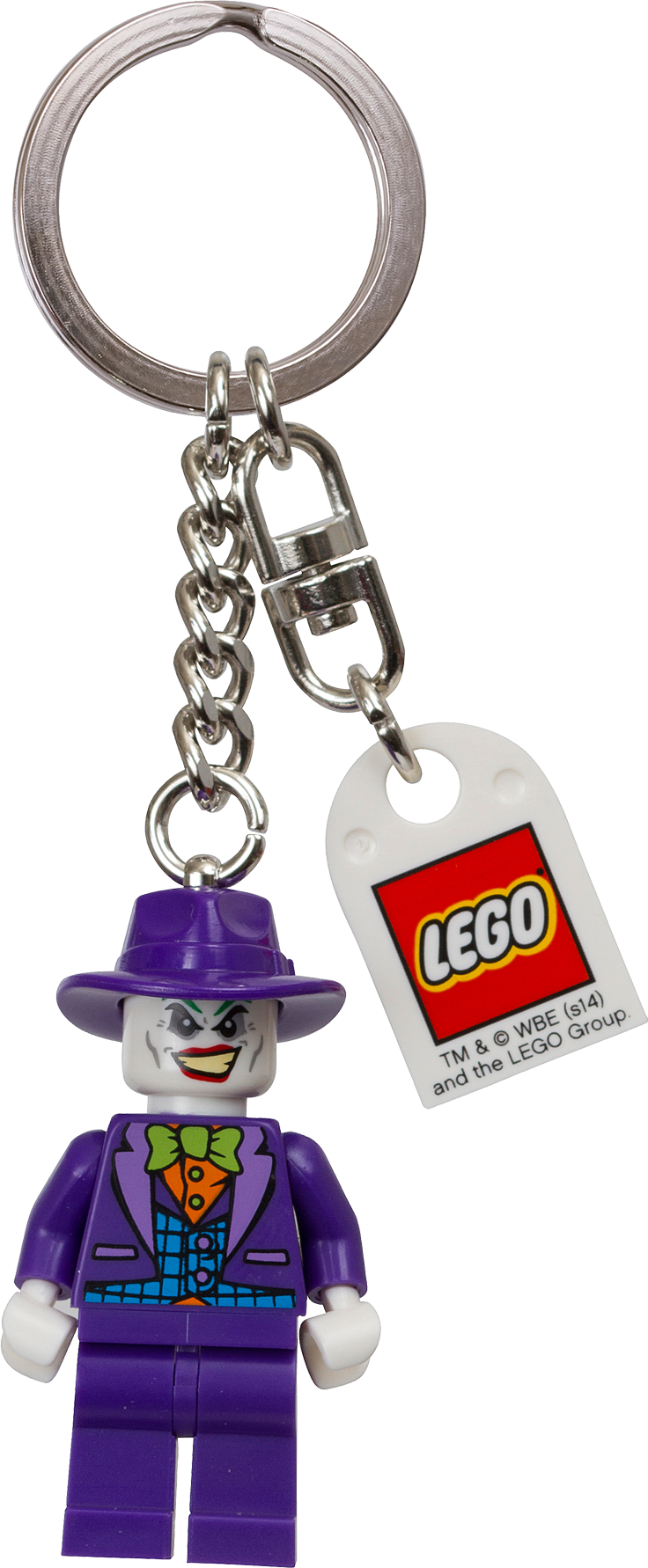 LEGO® Super Heroes The Joker Keyring