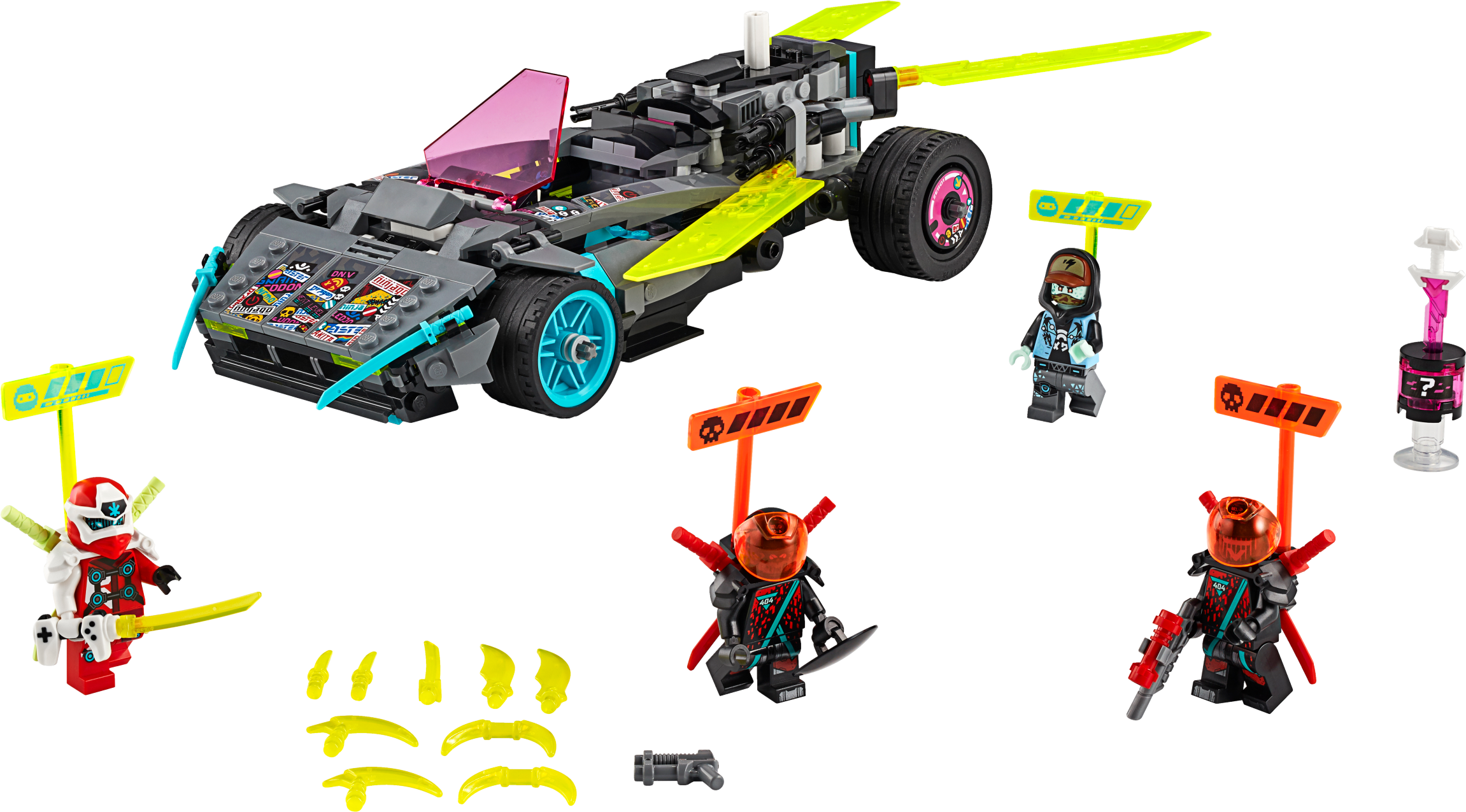 Ninja Tuner Car