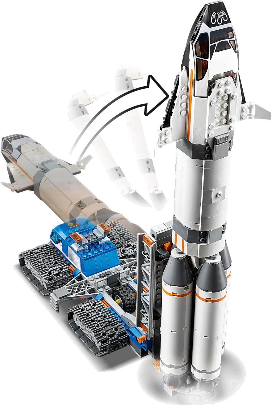 Rocket Assembly & Transport