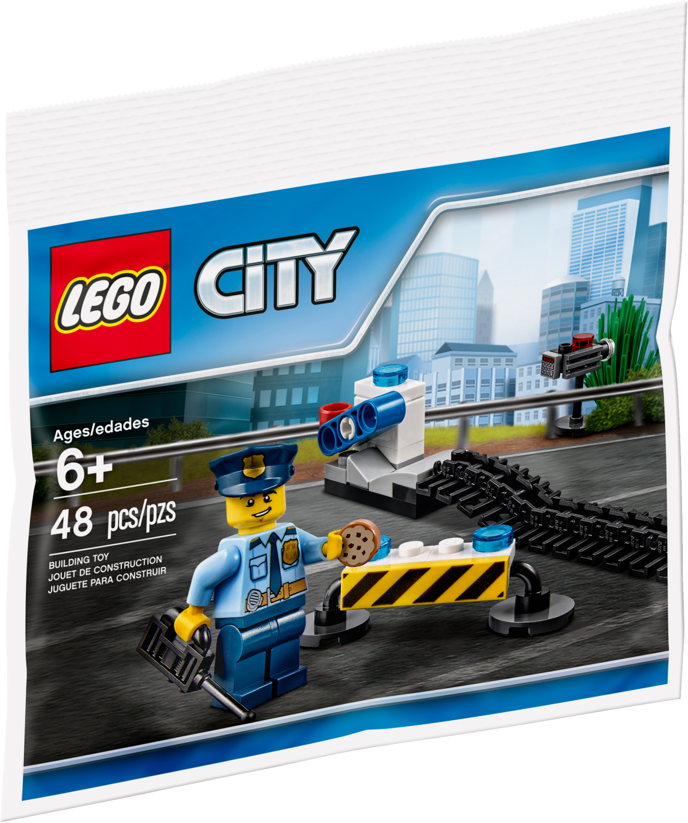 City Police Mission Pack