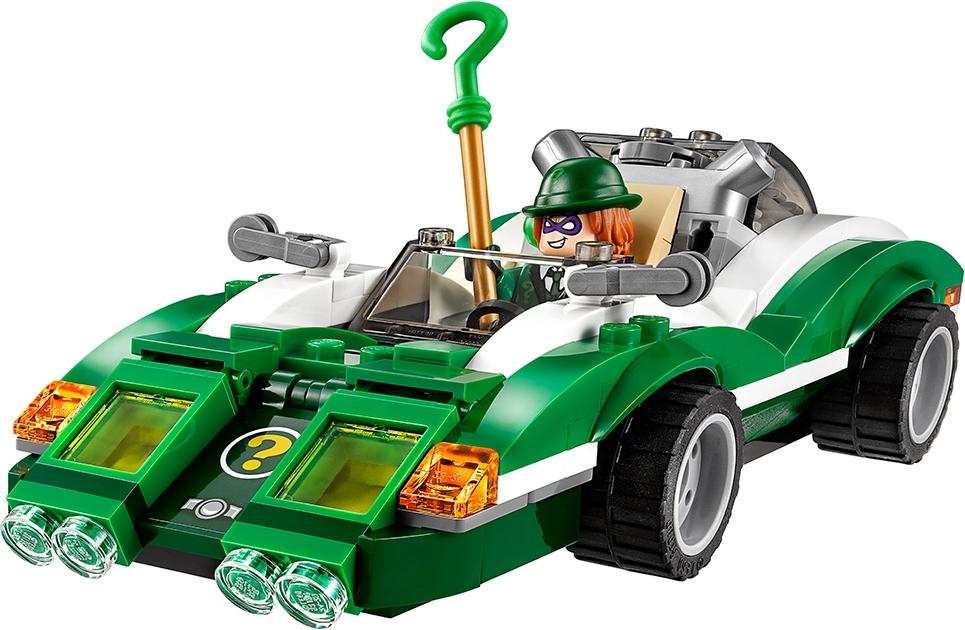 The Riddler™ Riddle Racer
