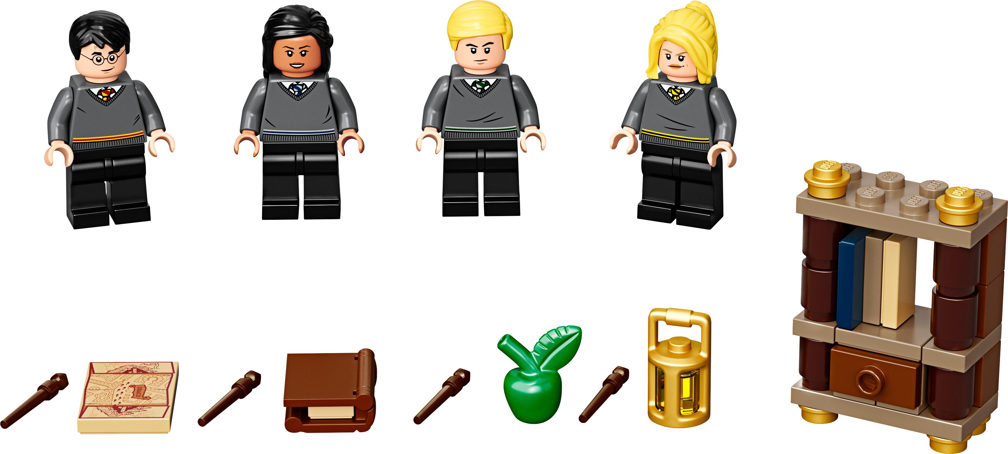 Hogwarts Student Accessory Set