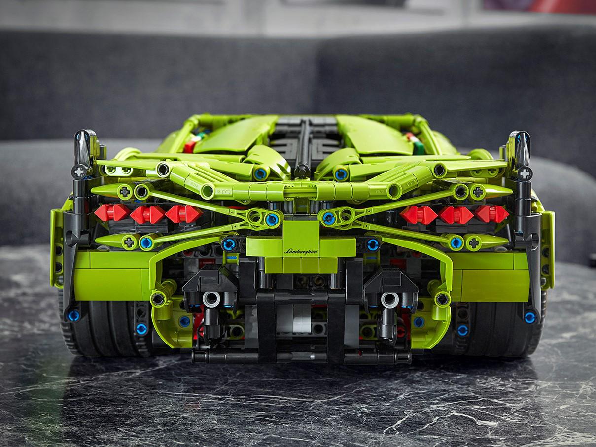 Lamborghini Si n FKP 37