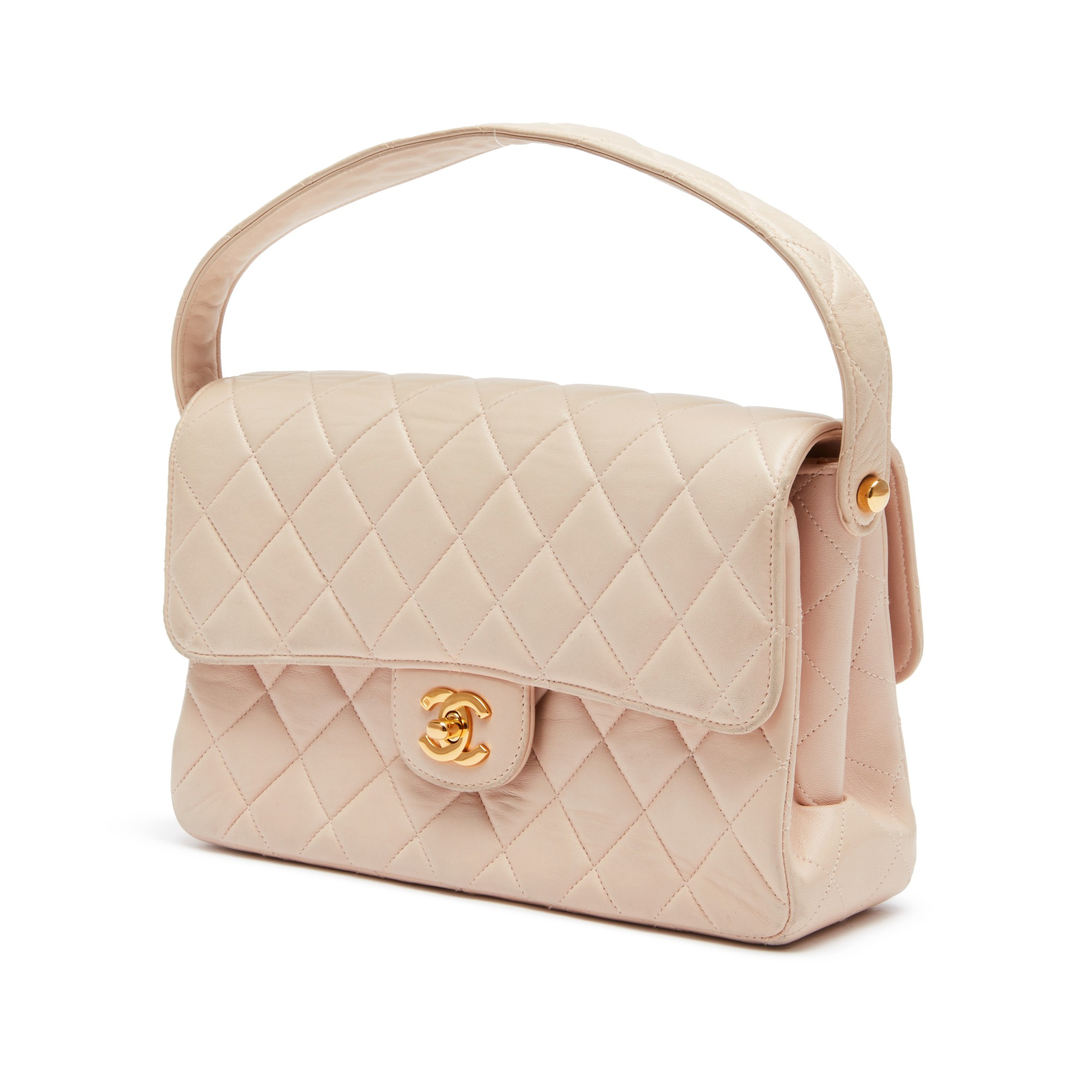 rose-beige-quilted-lambskin-double-face-classic-flap-gold-hardware-1e13