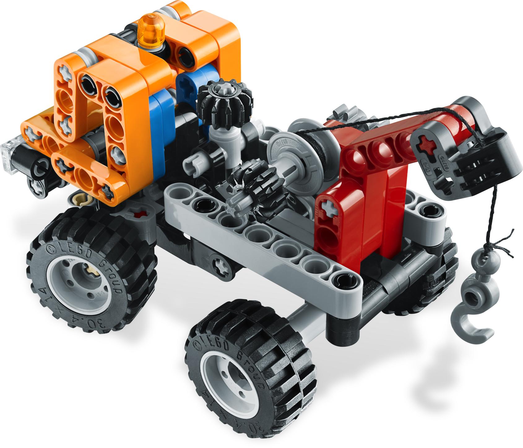 Mini Tow Truck